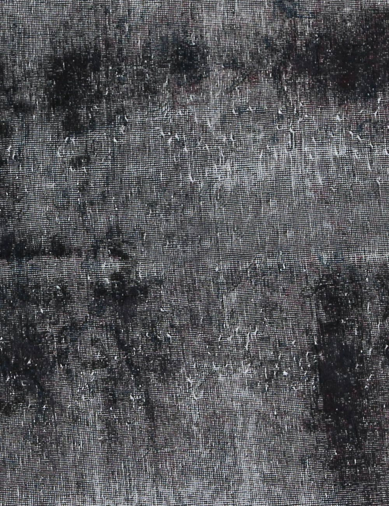 Vintage Carpet  black <br/>210 x 210 cm
