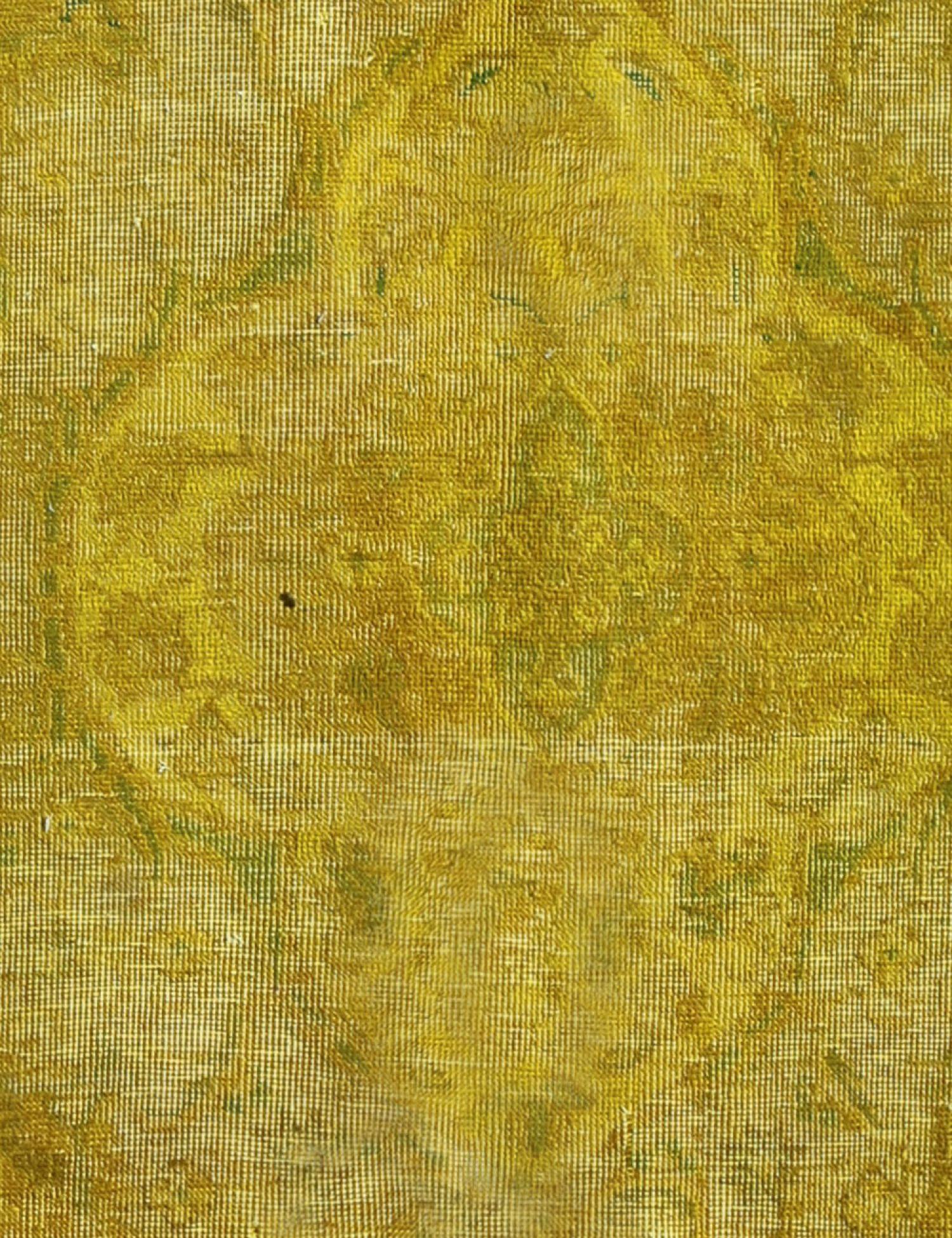 Vintage Teppich  gelb <br/>282 x 197 cm