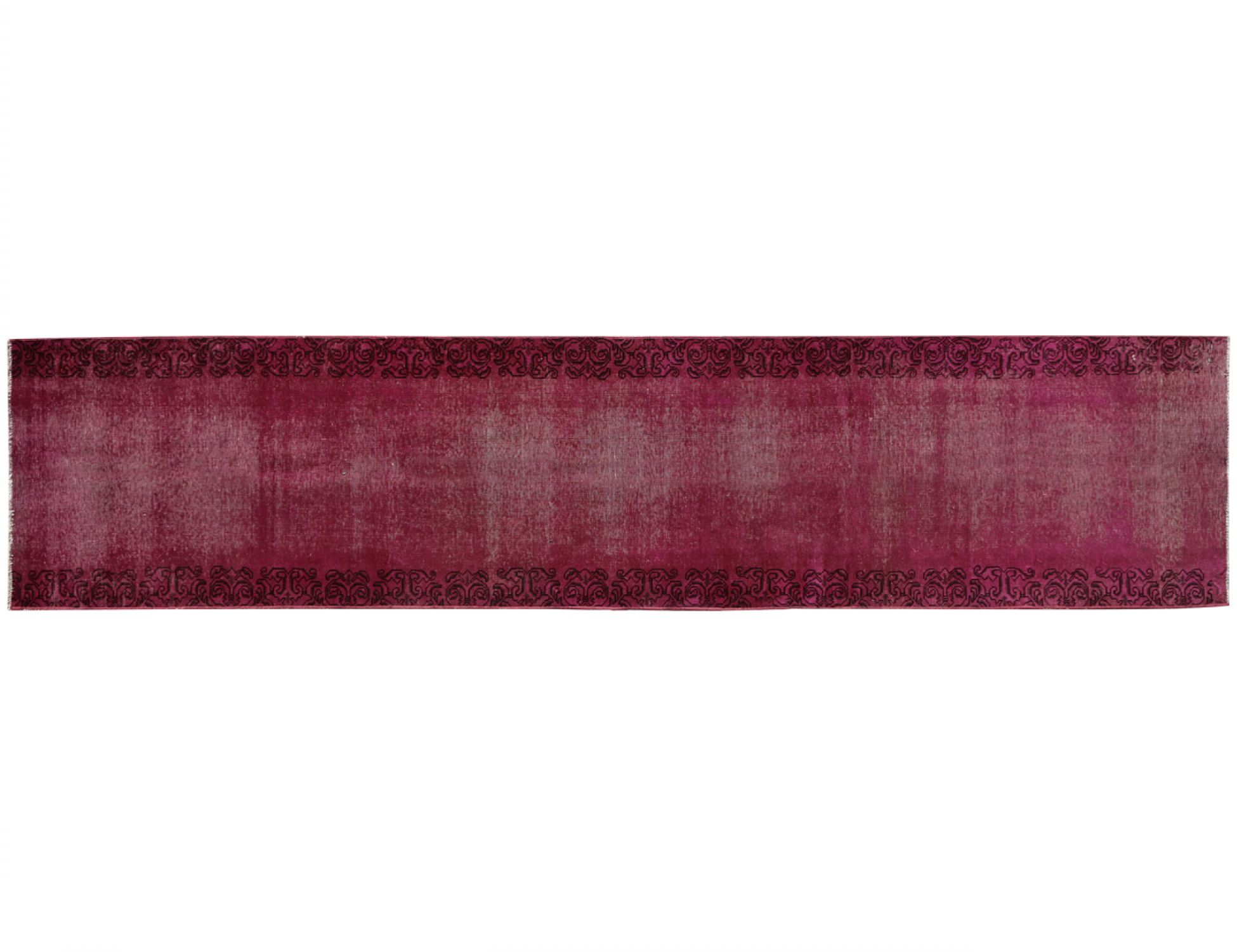 Vintage Carpet  purple <br/>444 x 96 cm