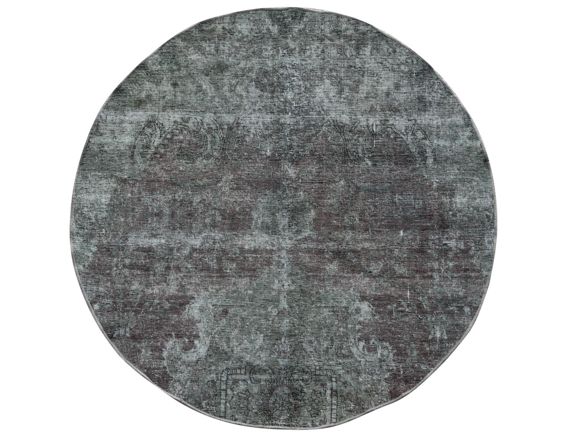 Vintage Carpet  grey <br/>184 x 184 cm