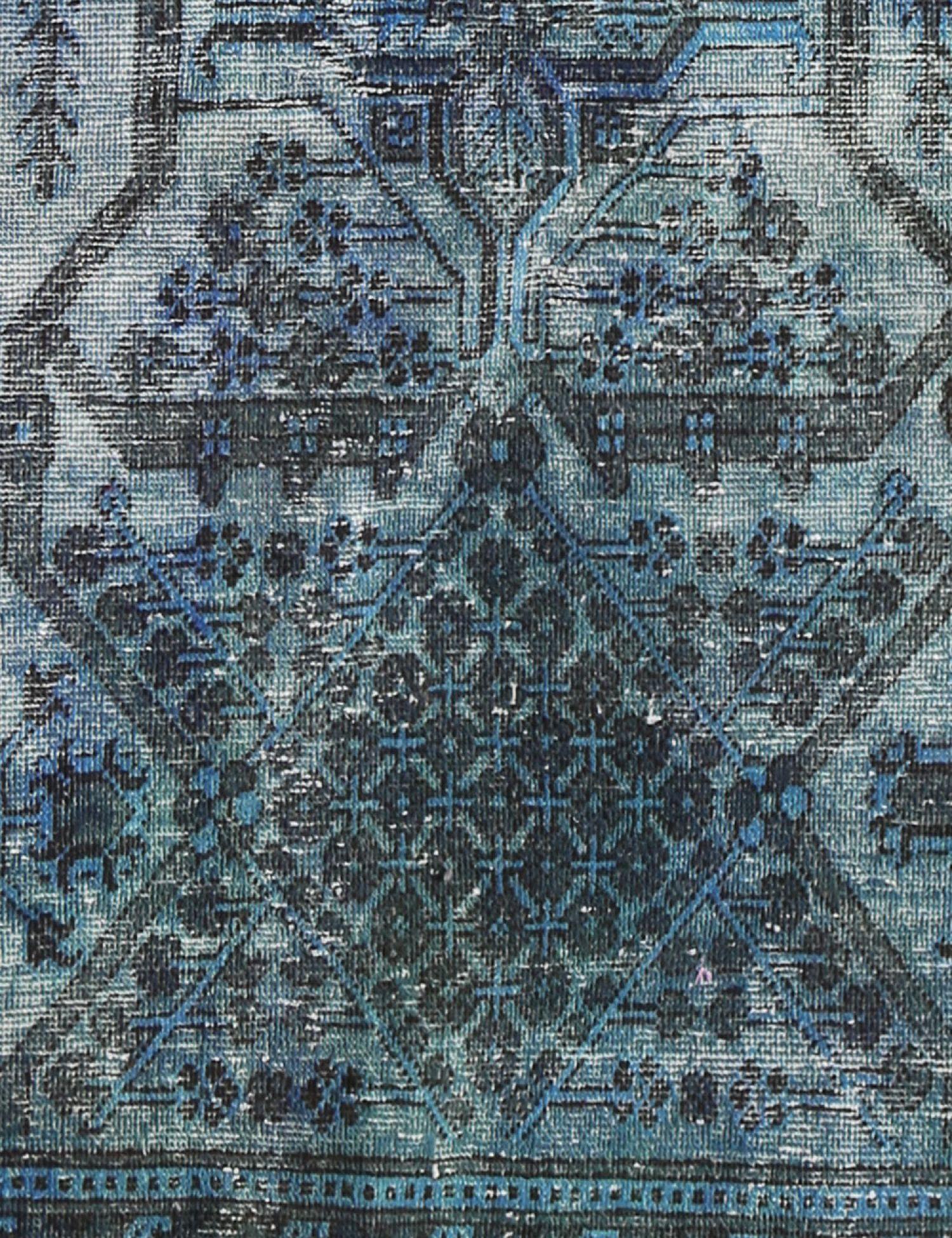 Vintage Teppich  blau <br/>302 x 229 cm