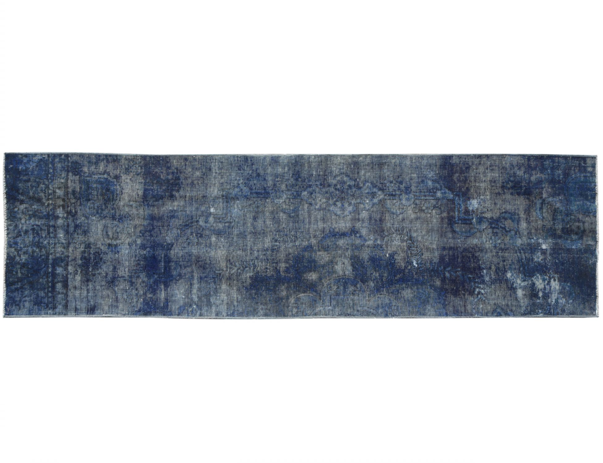 Vintage Carpet  blue <br/>312 x 87 cm