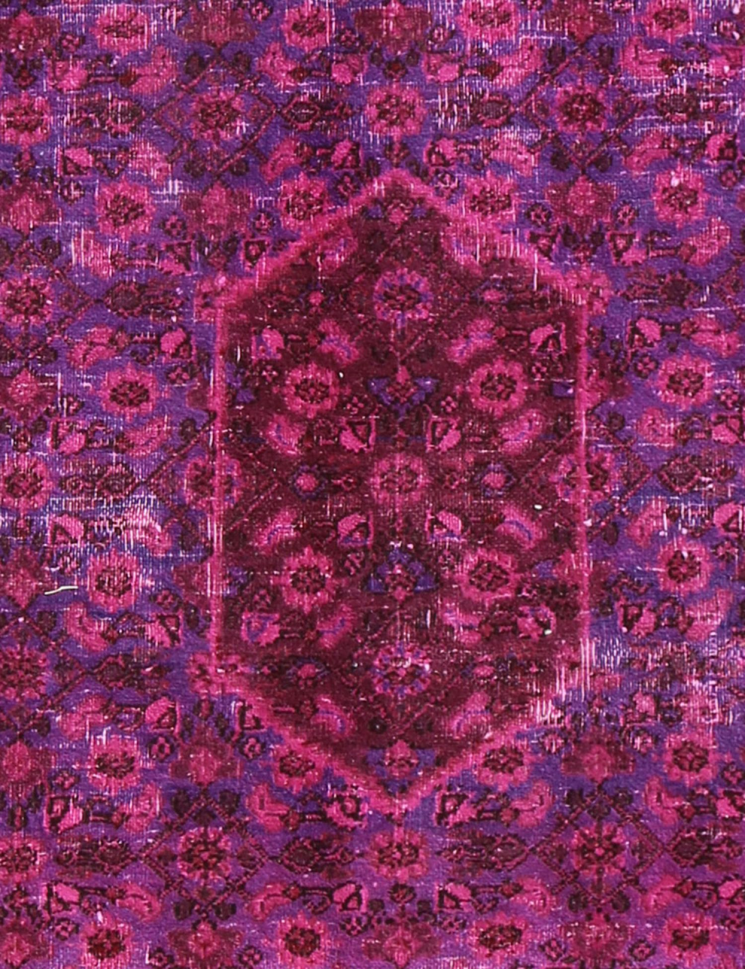 Vintage Carpet  purple <br/>262 x 163 cm
