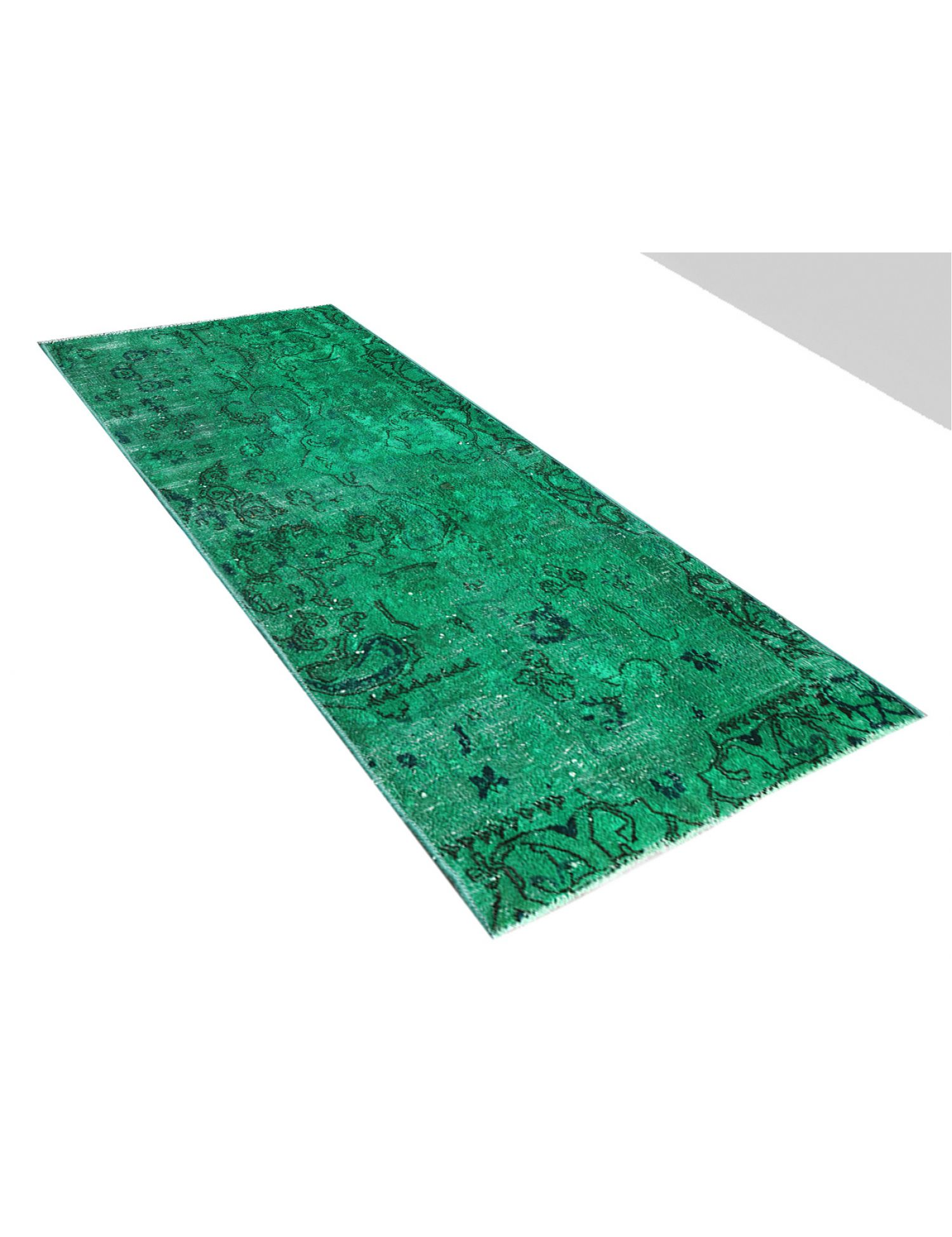 Vintage Carpet  green <br/>156 x 78 cm