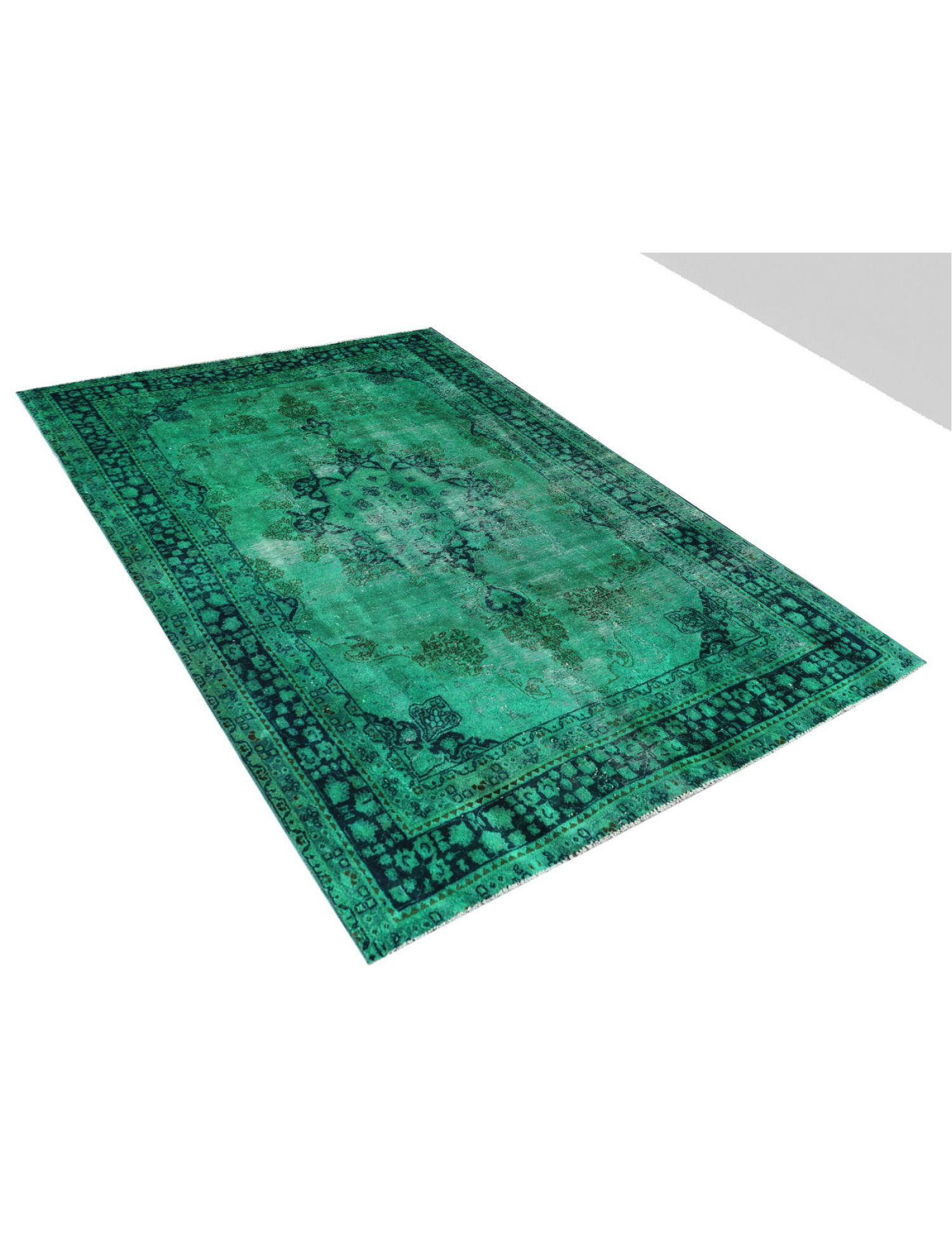 Vintage Carpet  green <br/>278 x 192 cm