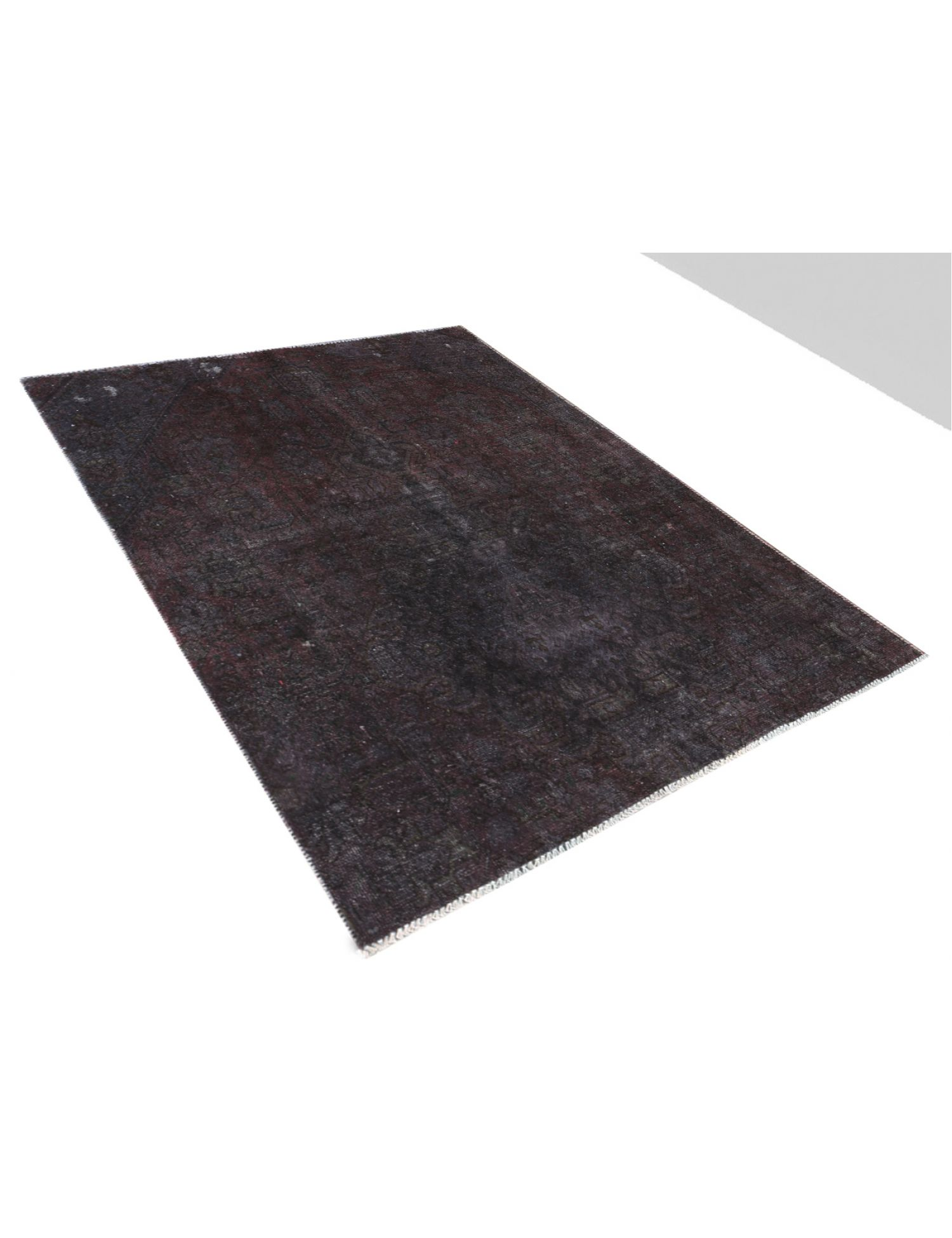 Vintage Carpet  brown <br/>150 x 127 cm