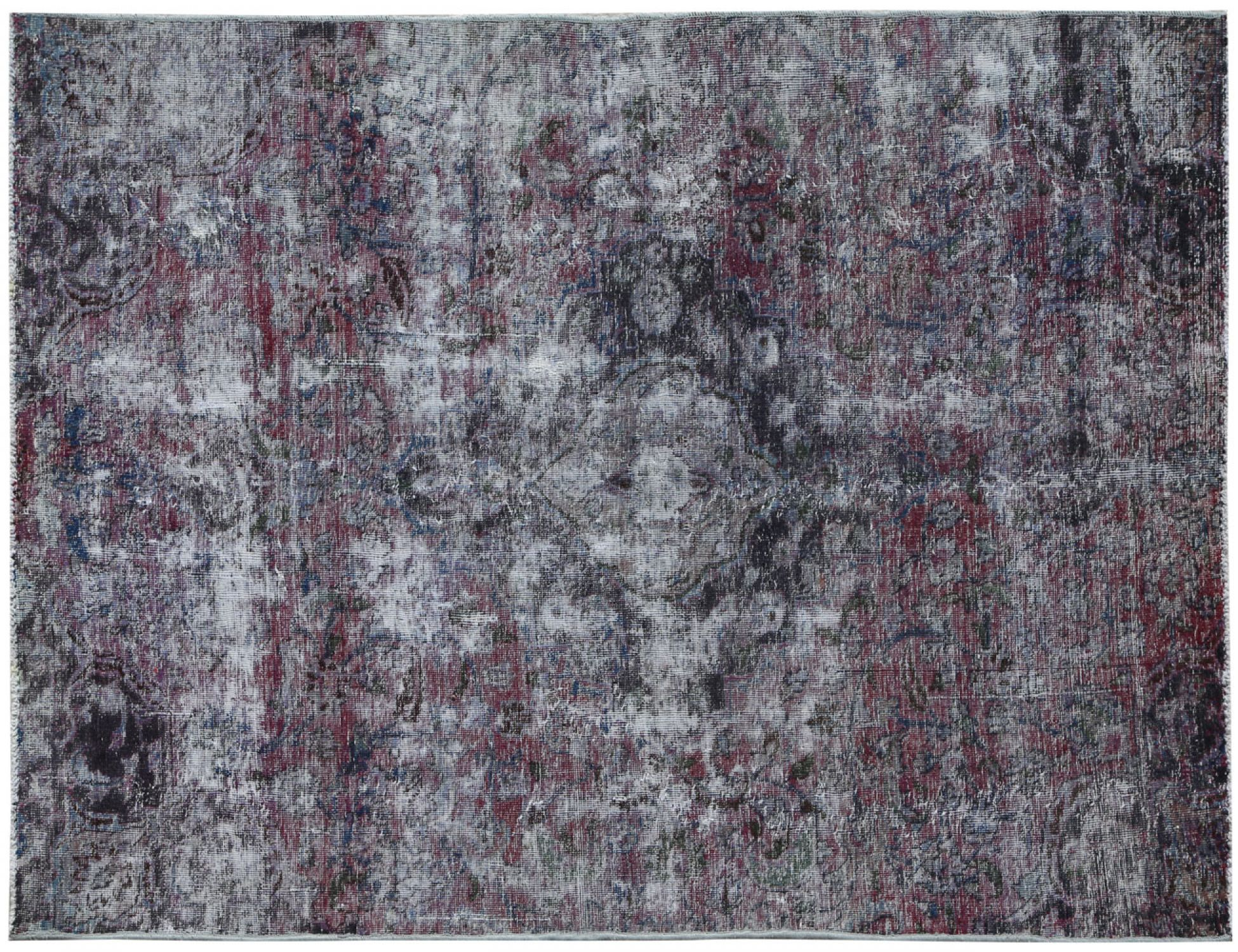 Vintage Carpet  blue <br/>244 x 146 cm