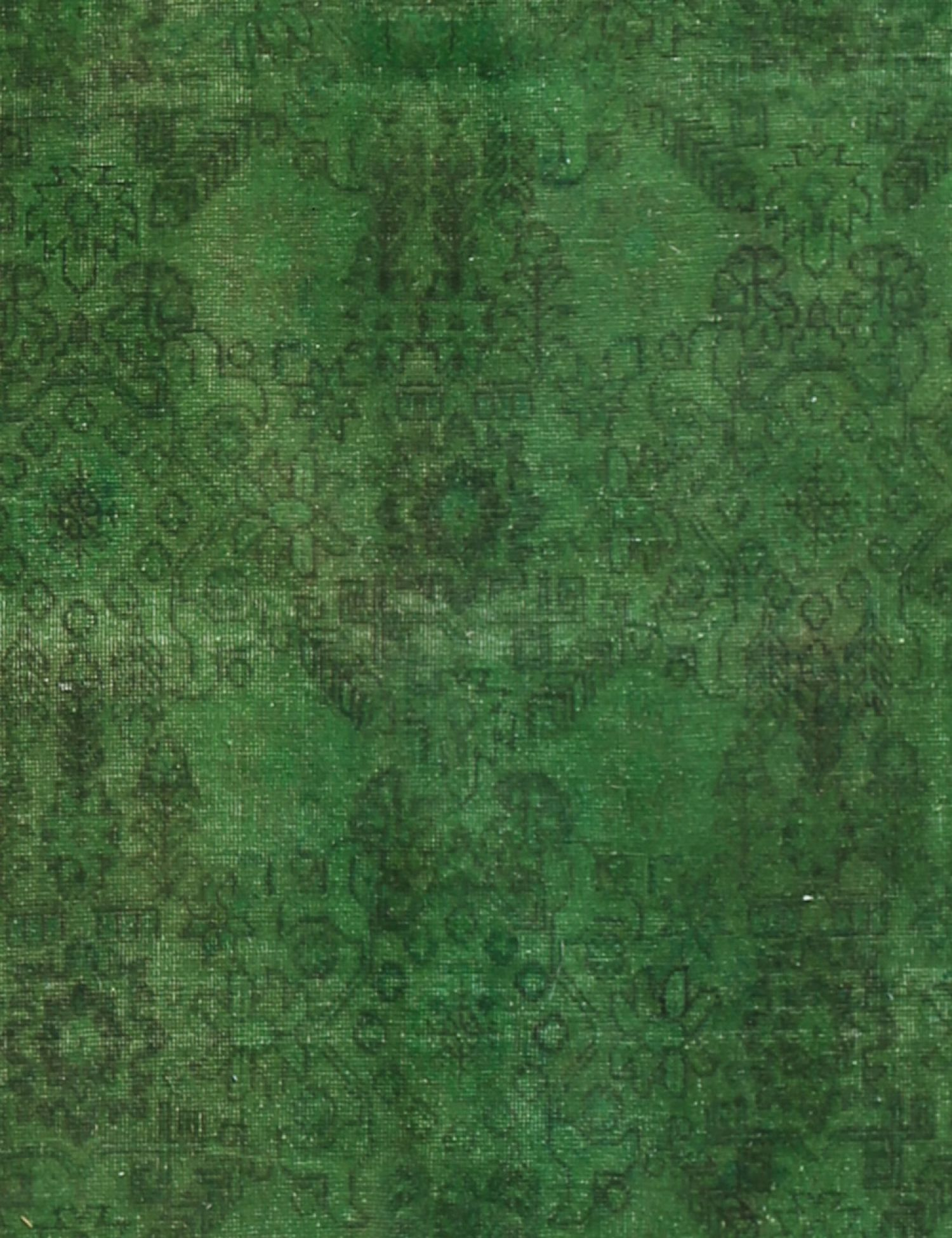 Vintage Carpet  green <br/>298 x 294 cm