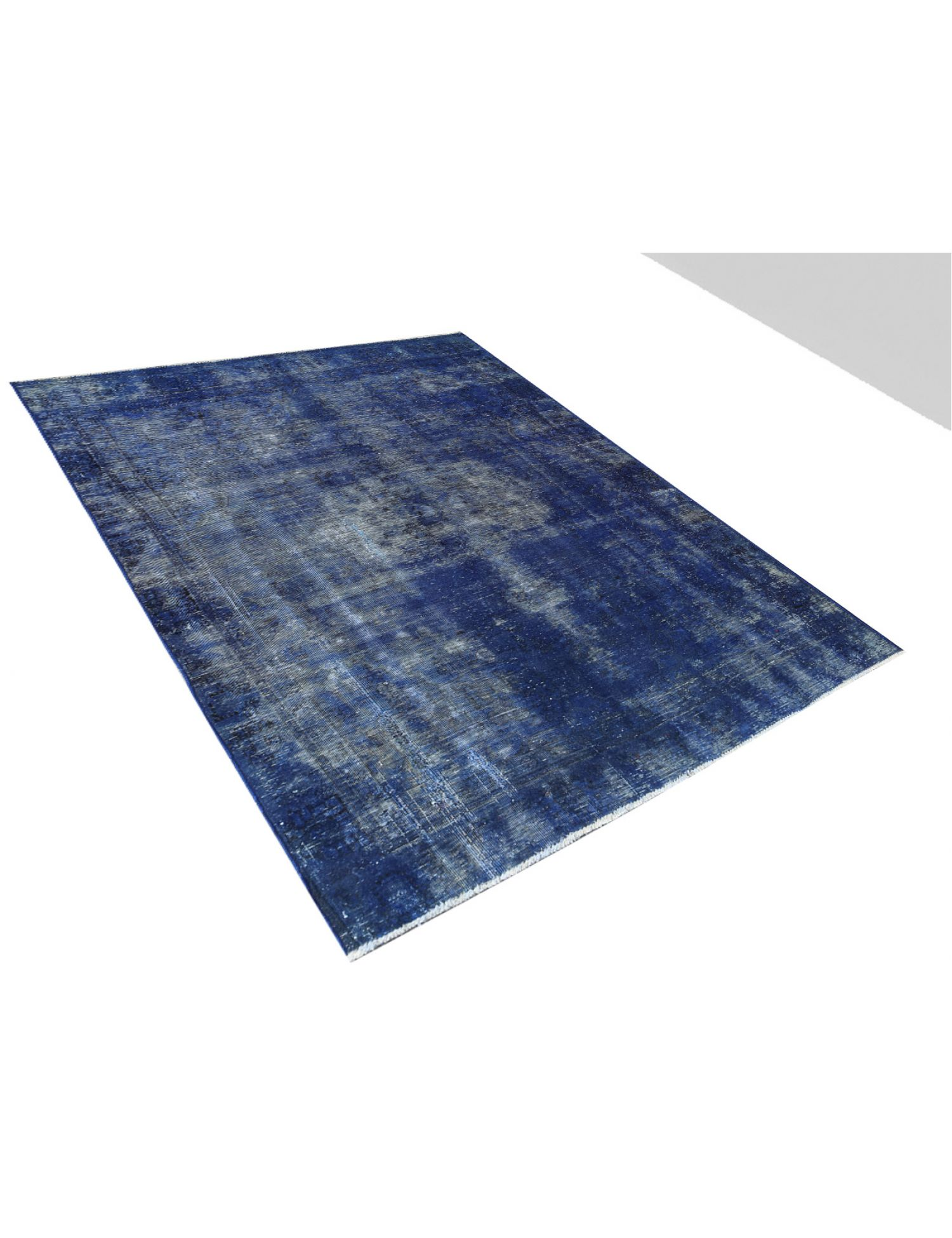 Vintage Carpet  blue <br/>256 x 175 cm