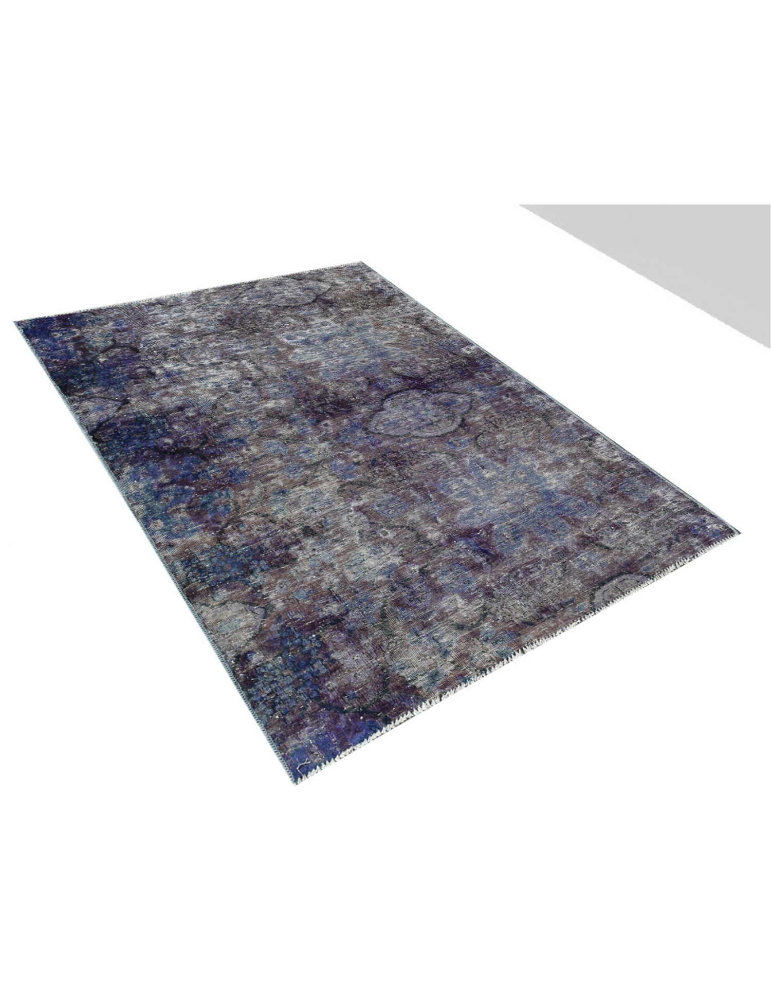 Vintage Carpet  blue <br/>164 x 132 cm