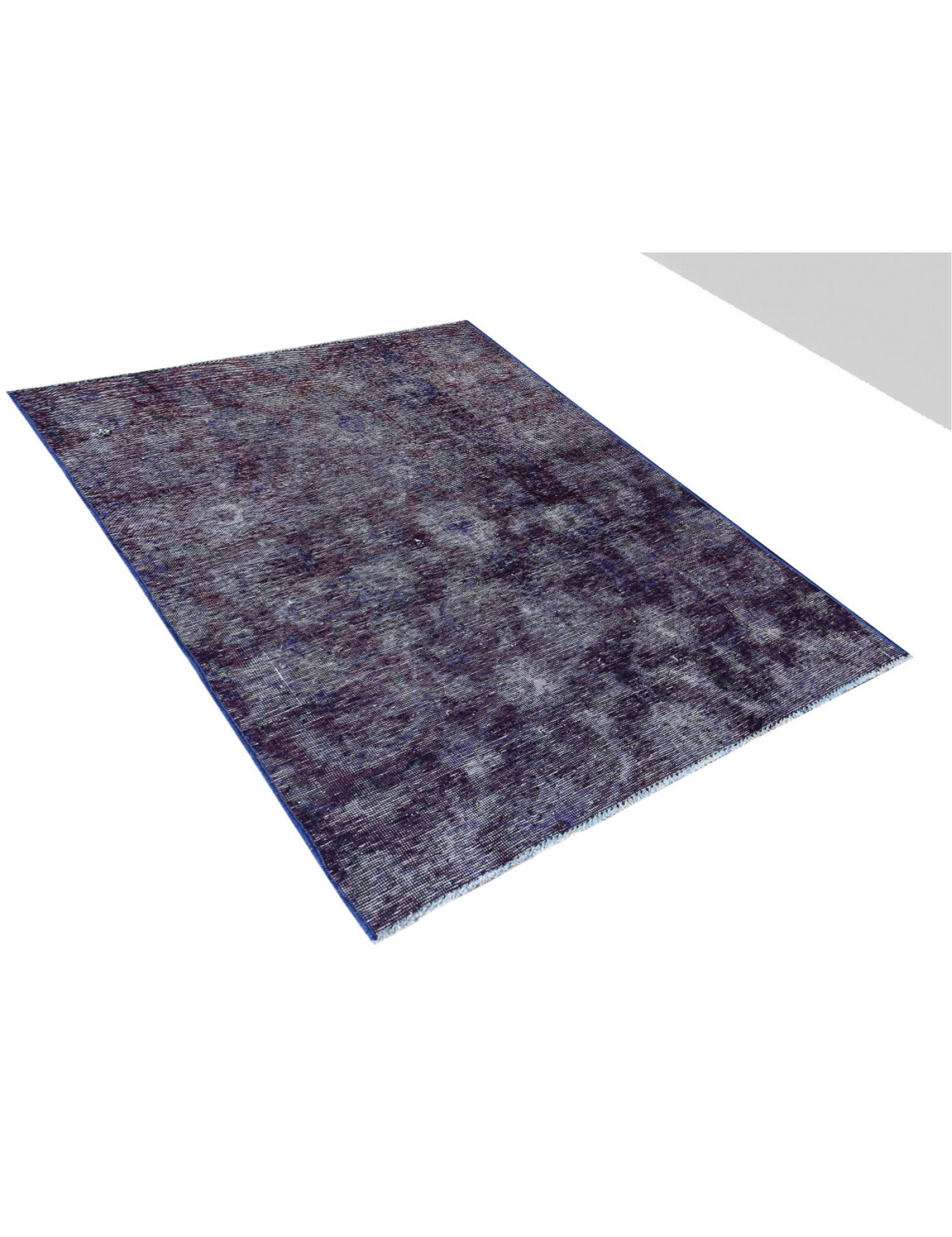 Vintage Carpet  blue <br/>180 x 127 cm