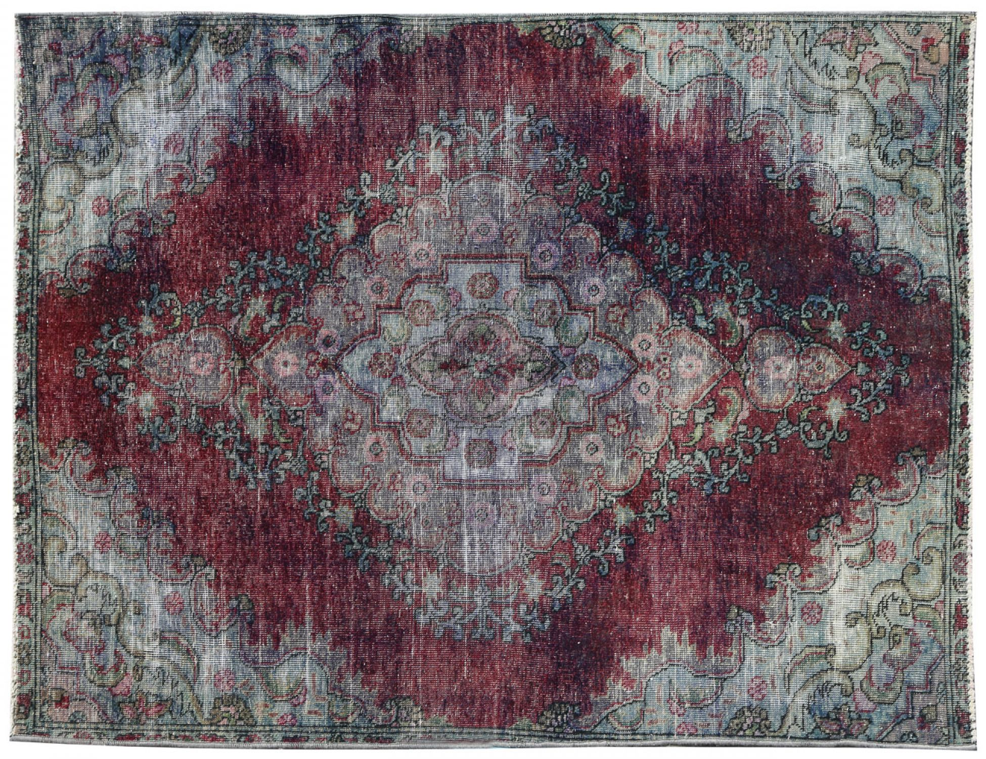 Vintage Carpet  grey <br/>218 x 148 cm