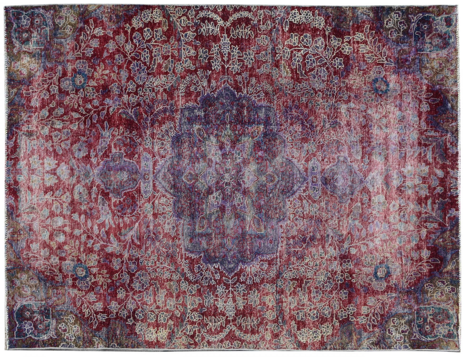 Vintage Carpet  purple <br/>295 x 216 cm