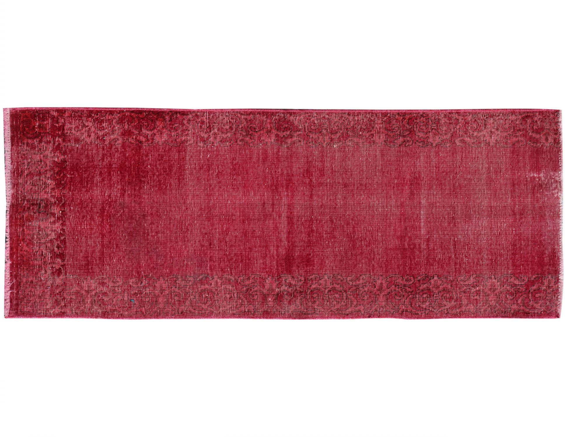 Vintage Carpet  red <br/>196 x 74 cm