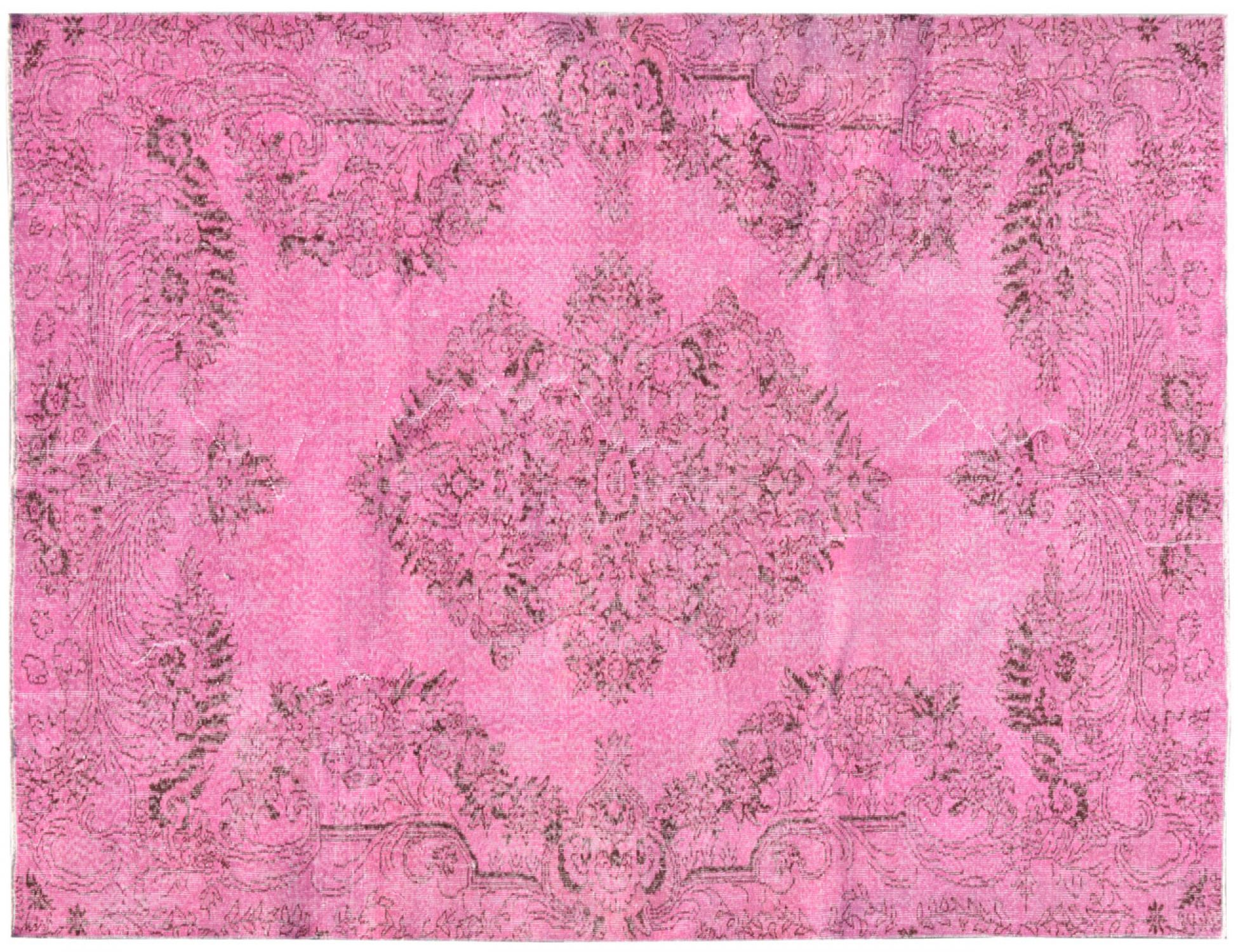 Vintage Carpet  purple <br/>281 x 191 cm