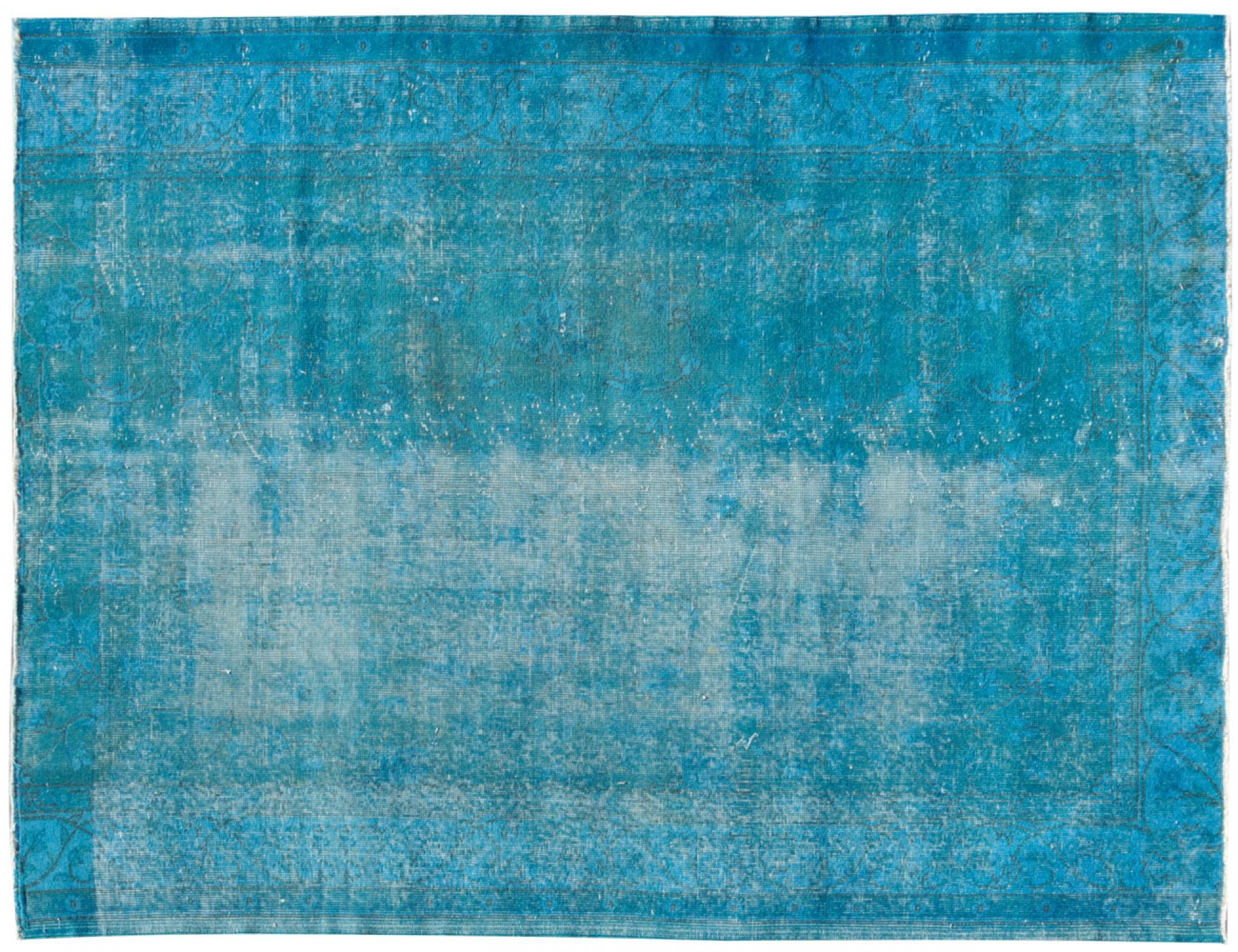 Vintage Carpet  blue <br/>230 x 166 cm