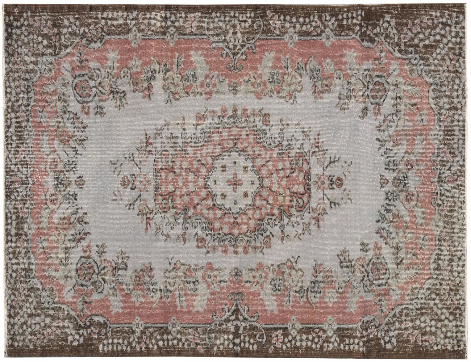Vintage Carpet  grey <br/>212 x 120 cm