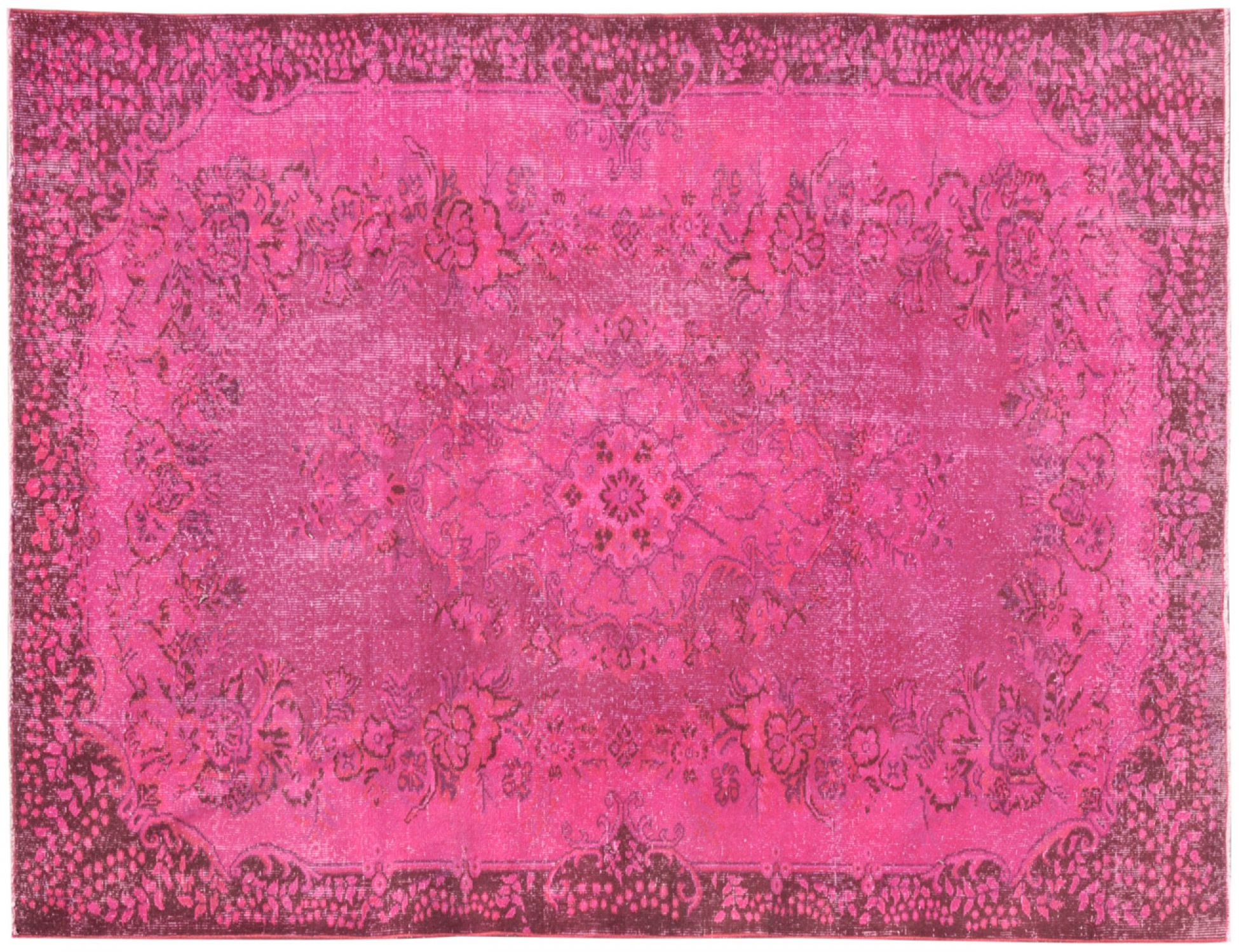 Vintage Carpet  purple <br/>293 x 162 cm