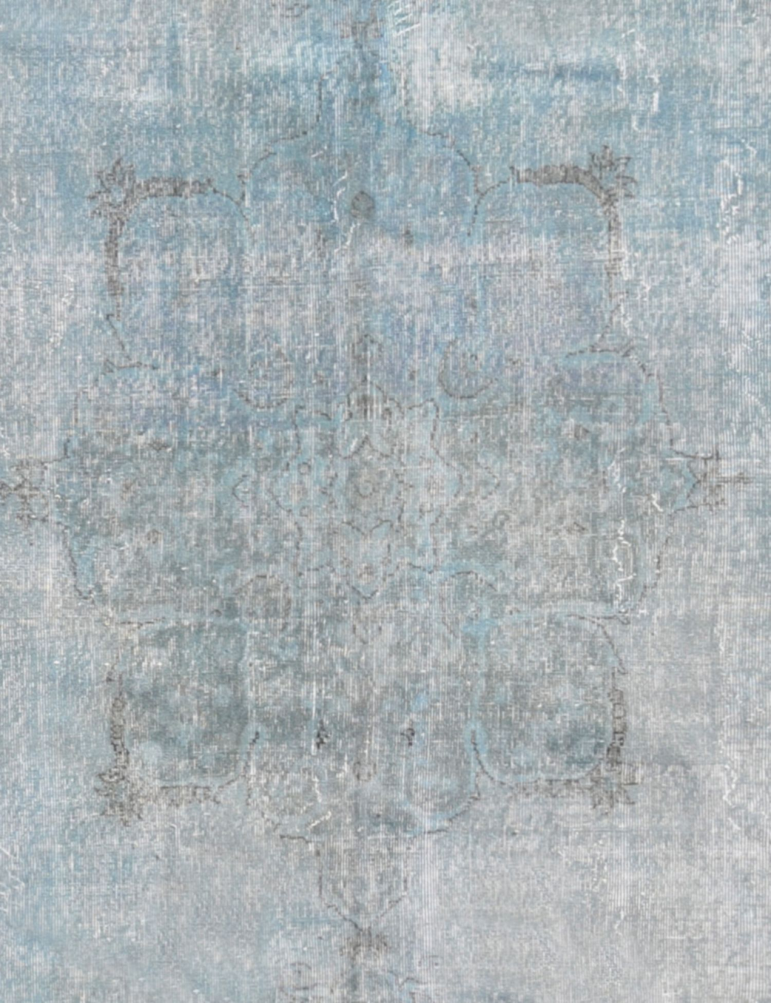 Vintage Carpet  blue <br/>344 x 253 cm