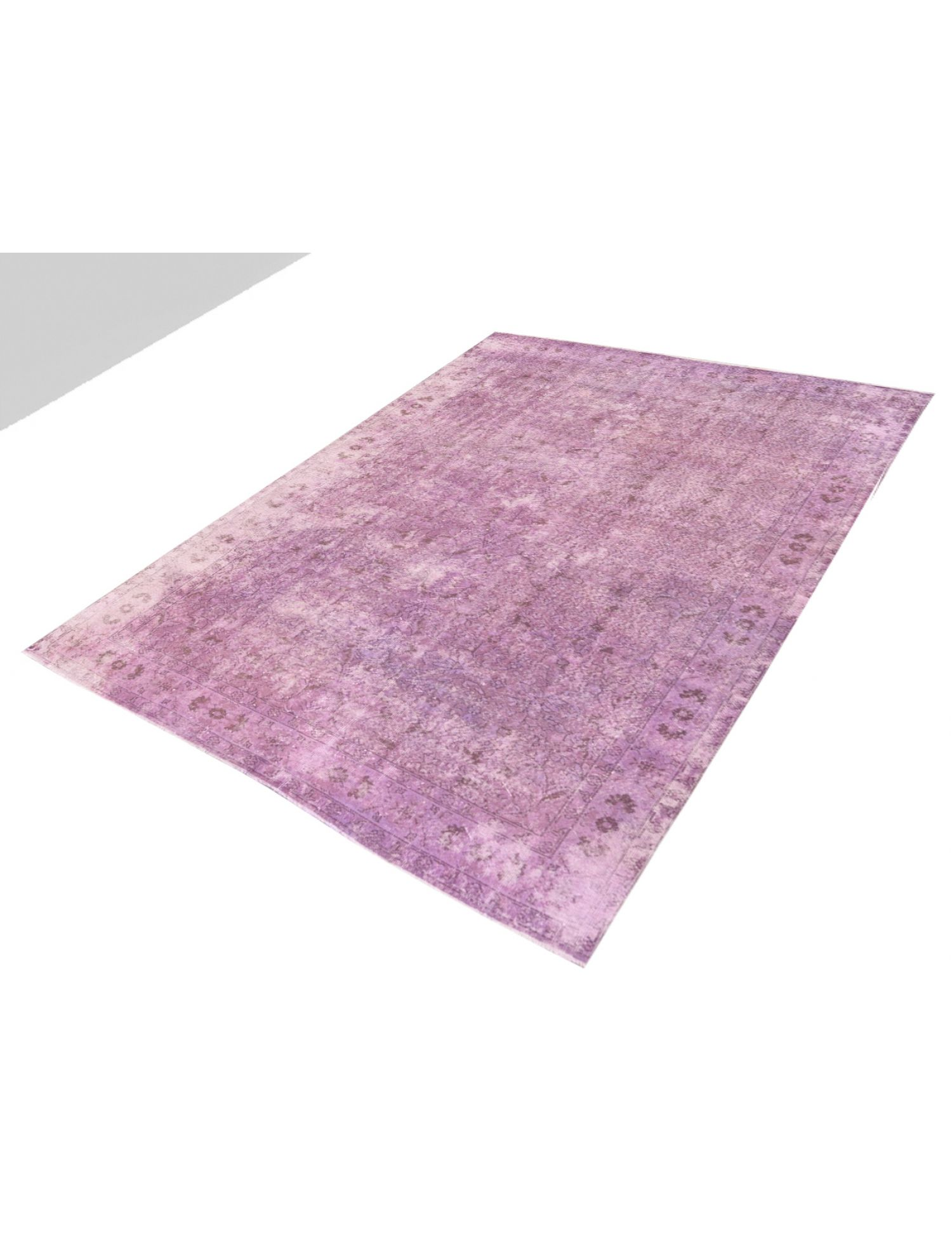 Vintage Carpet  purple <br/>290 x 187 cm