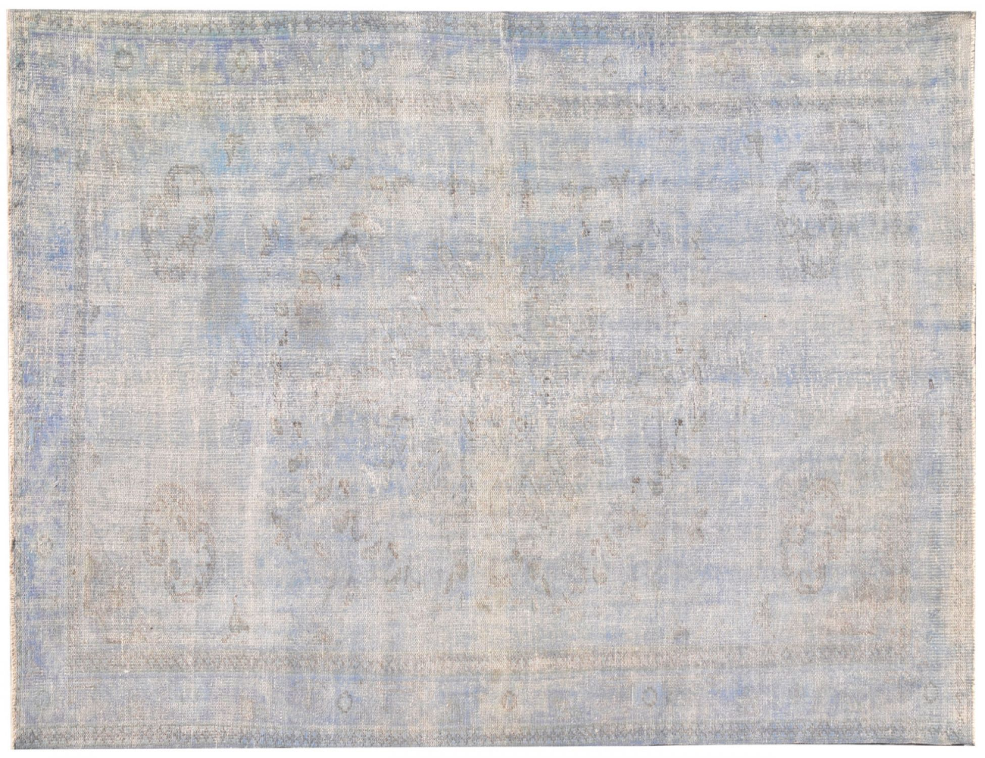 Vintage Carpet  blue <br/>283 x 177 cm
