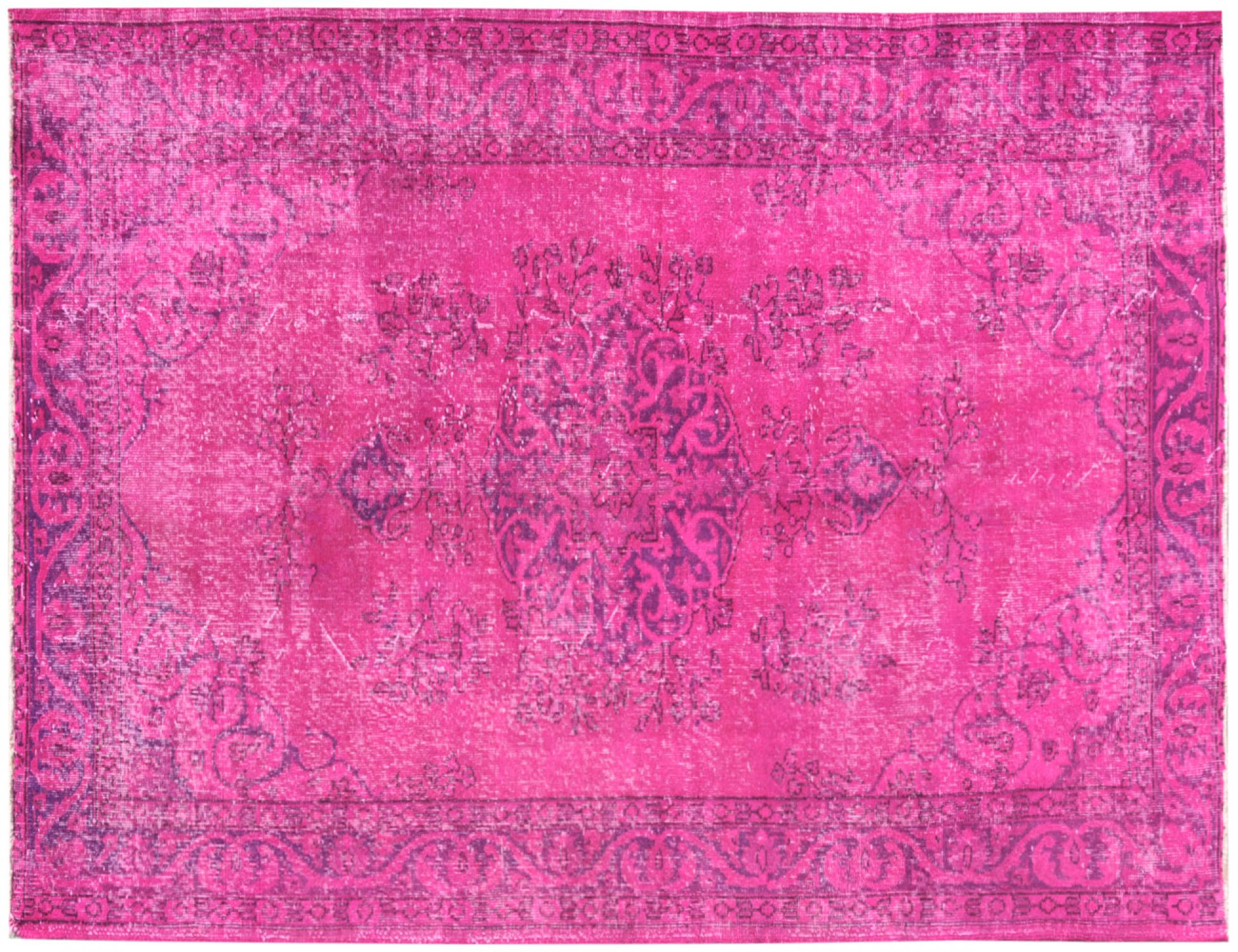 Vintage Carpet  purple <br/>236 x 157 cm