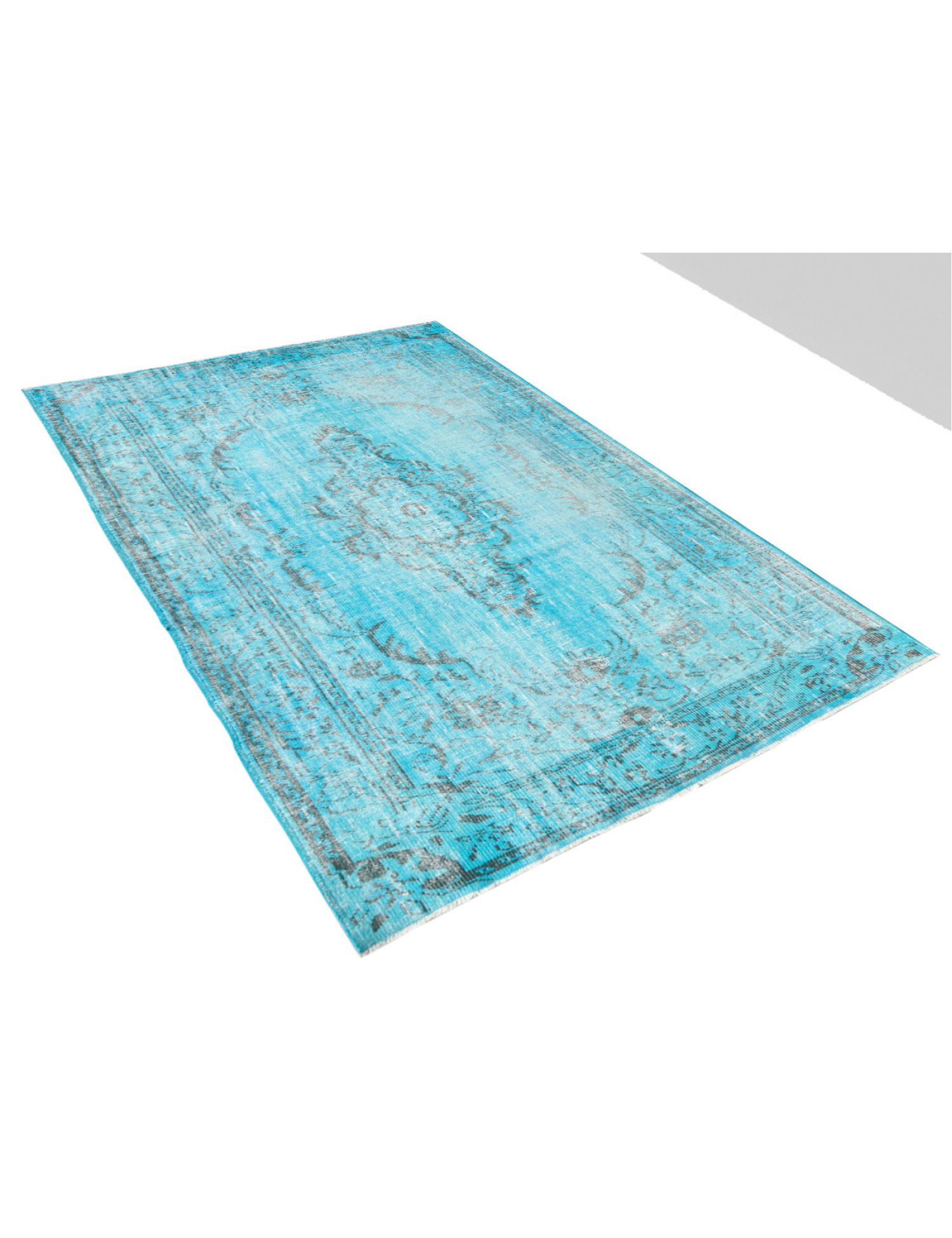 Vintage Carpet  blue <br/>292 x 183 cm
