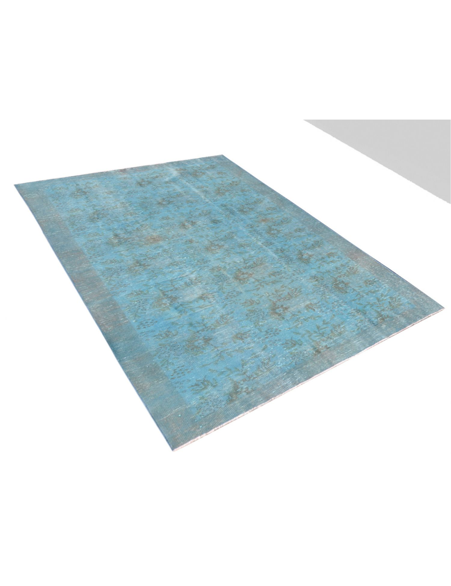 Vintage Carpet  blue <br/>272 x 175 cm
