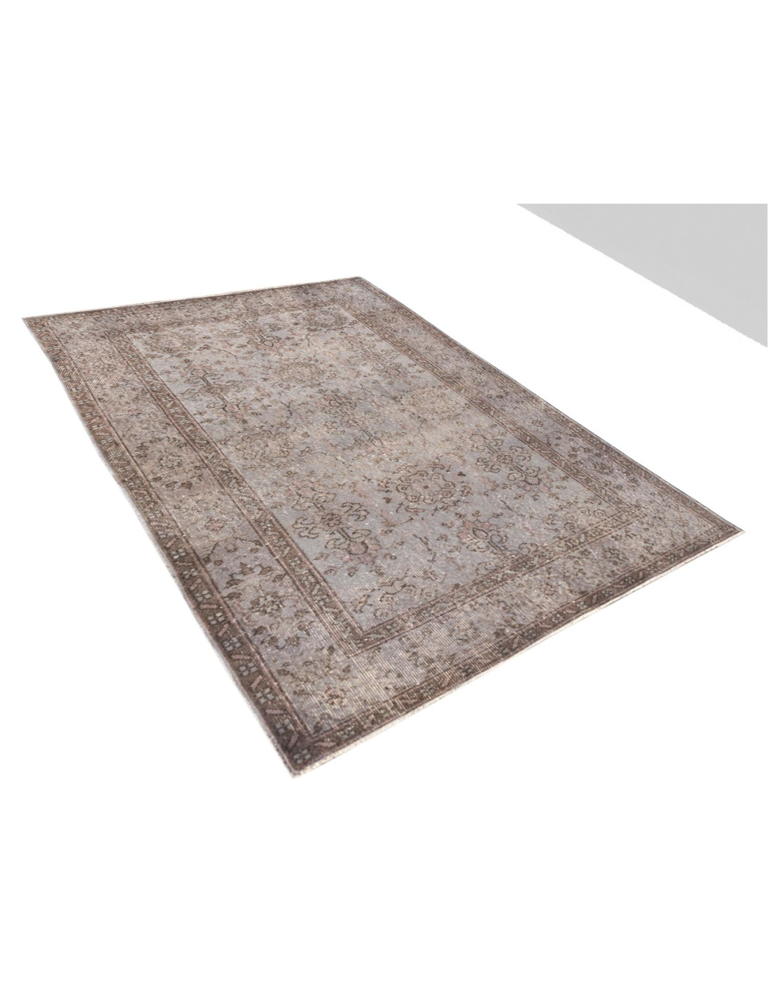 Vintage Carpet  grey <br/>210 x 118 cm