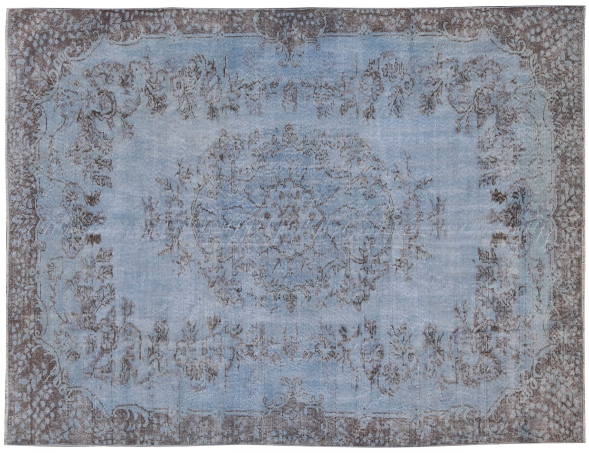 Vintage Carpet  blue <br/>310 x 192 cm