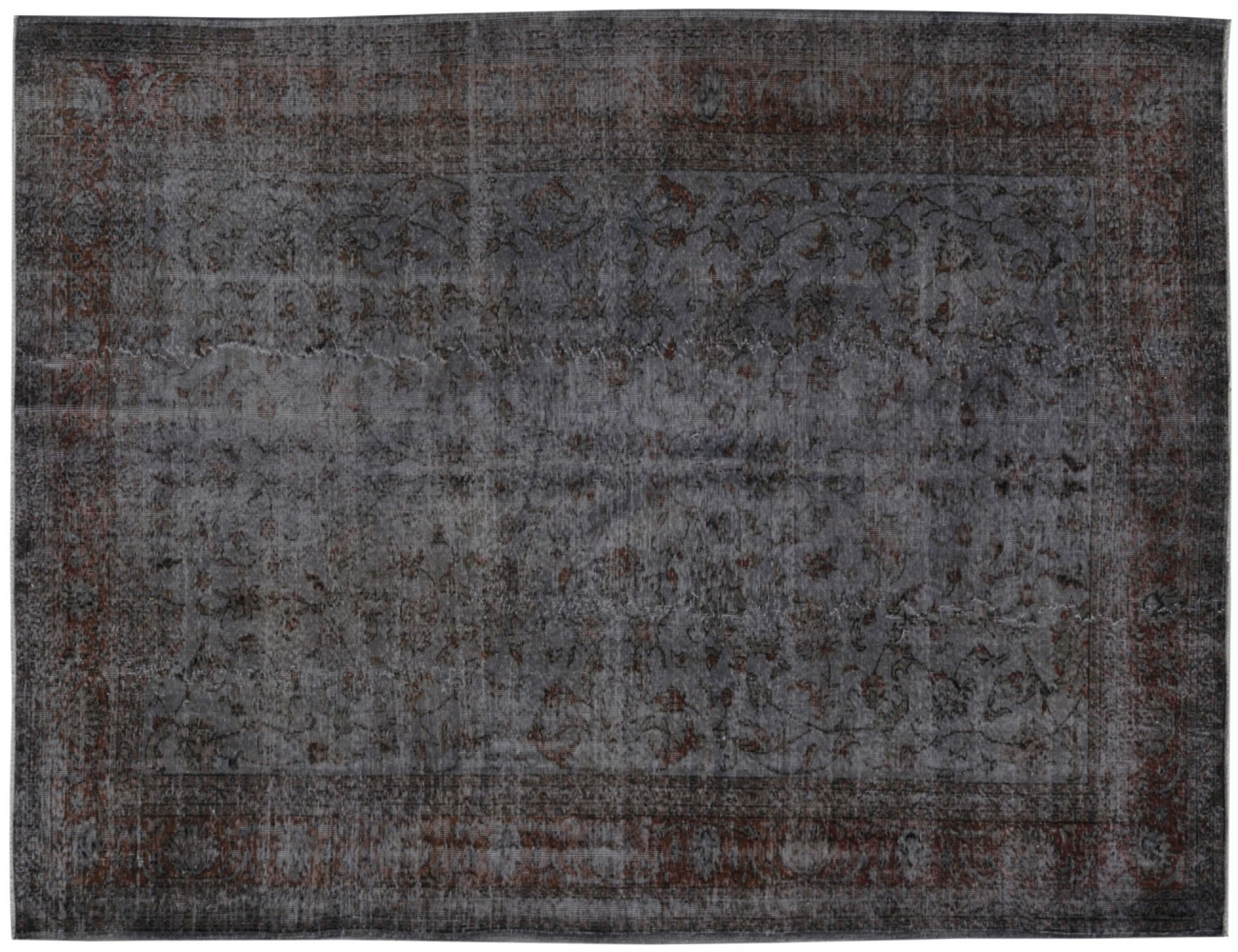 Vintage Carpet  grey <br/>309 x 190 cm