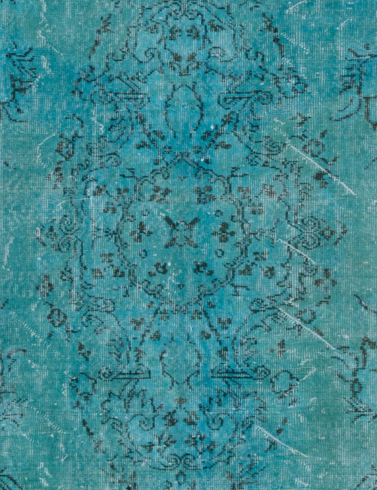 Vintage Carpet  blue <br/>298 x 173 cm