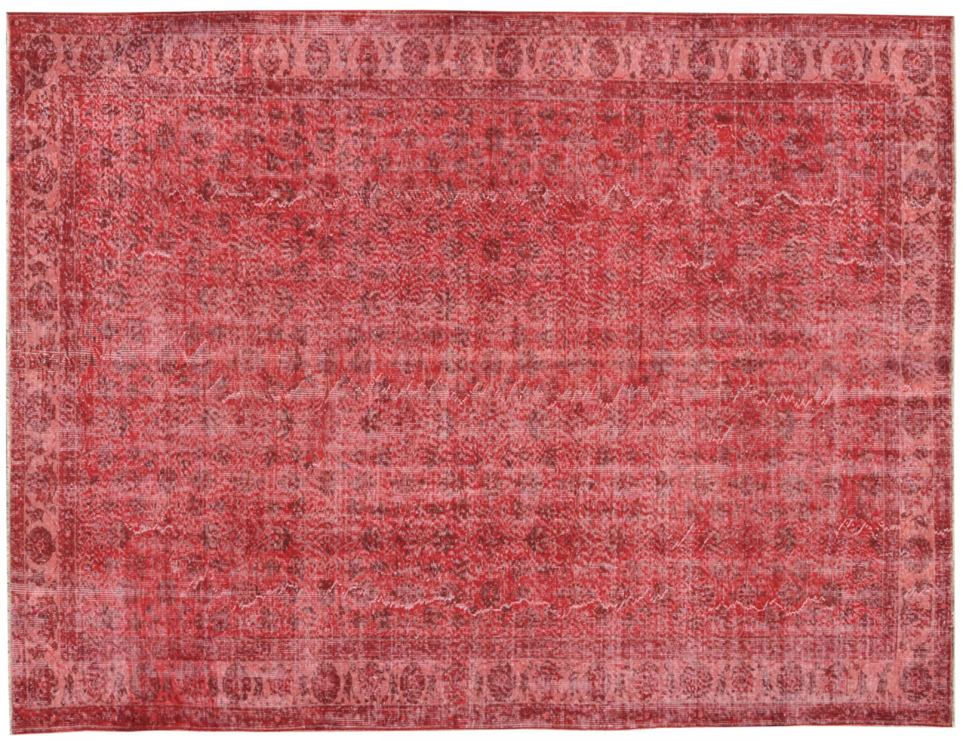 Vintage Carpet  red <br/>296 x 196 cm