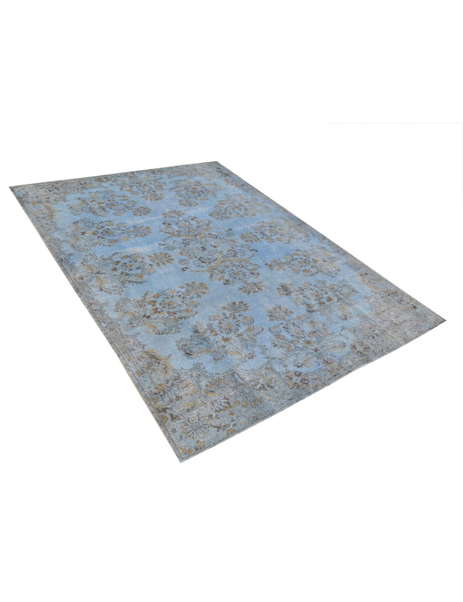 Vintage Carpet  blue <br/>318 x 200 cm