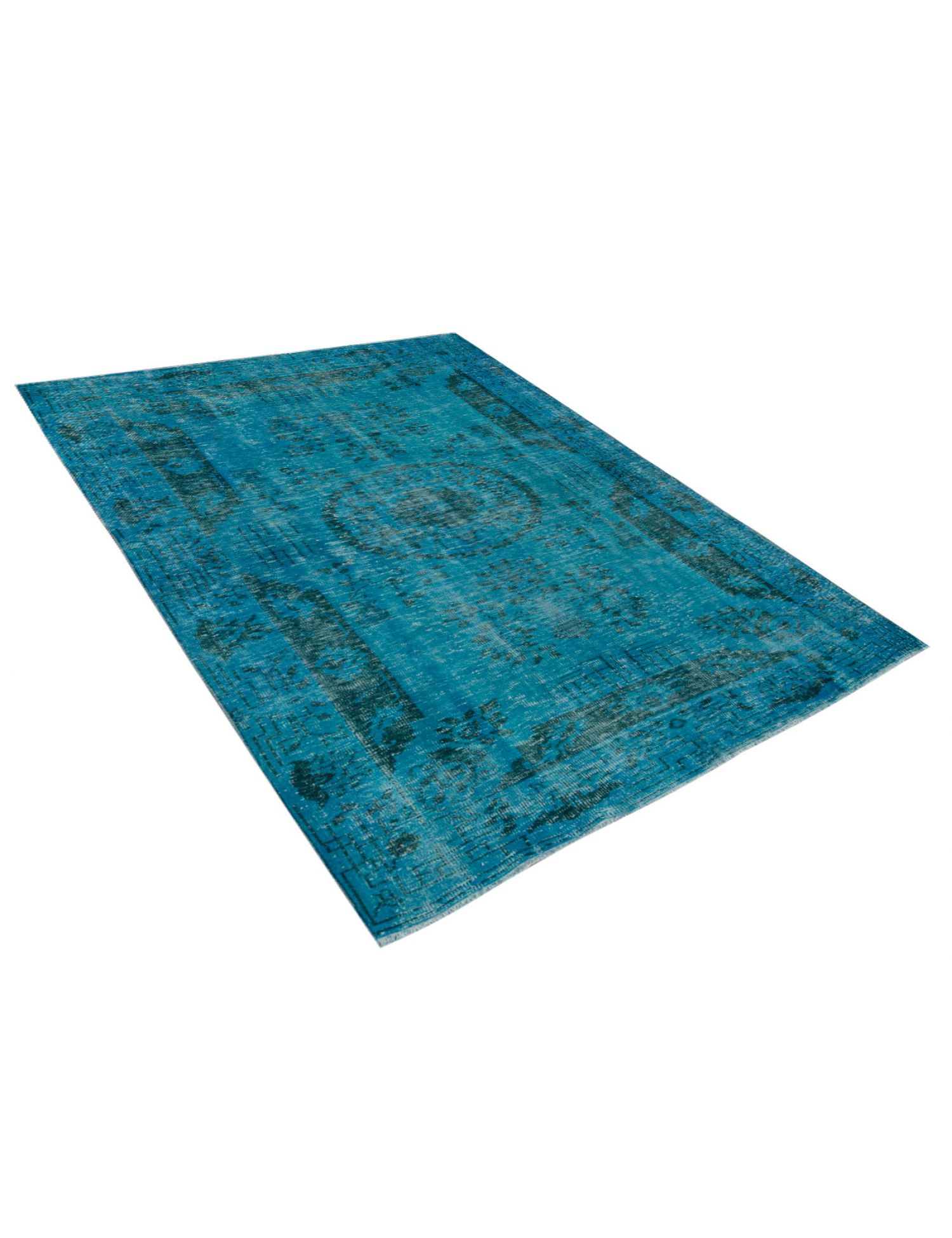 Vintage Carpet  blue <br/>275 x 188 cm