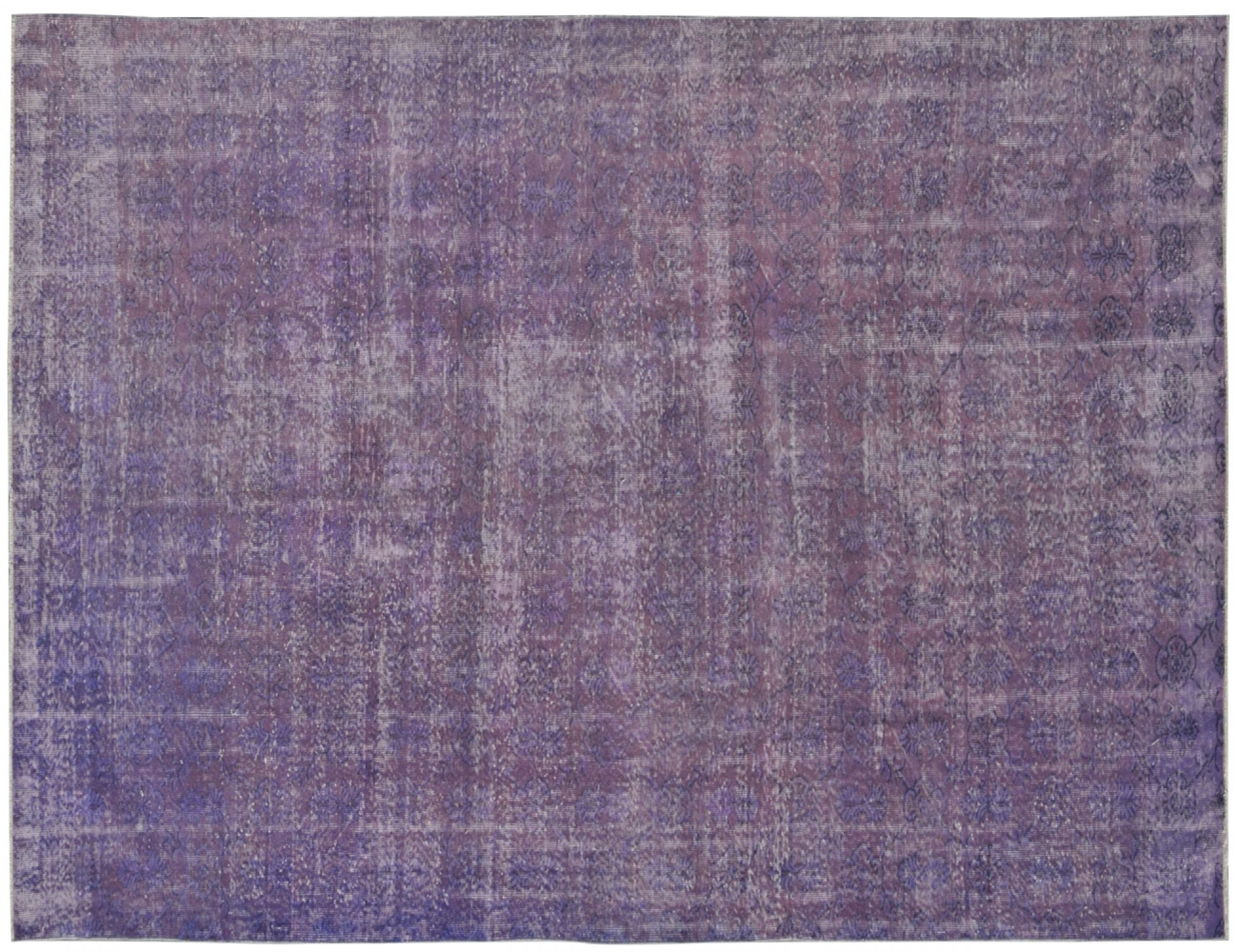 Vintage Carpet  purple <br/>335 x 212 cm