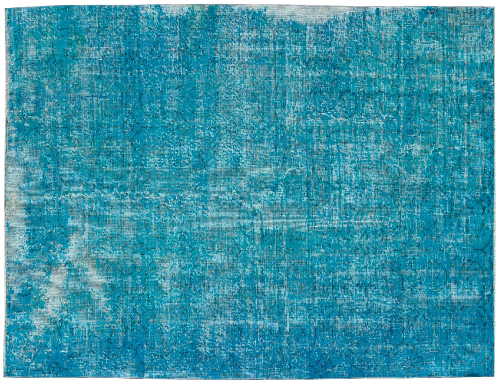 Vintage Carpet  blue <br/>265 x 164 cm
