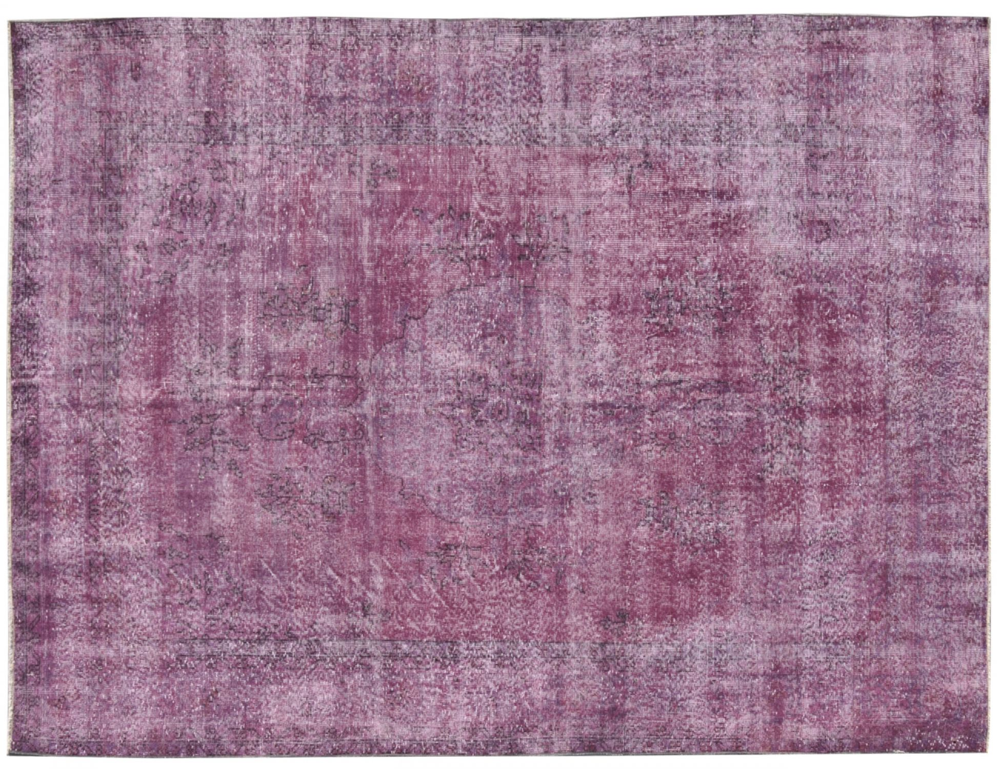 Vintage Carpet  purple <br/>306 x 188 cm