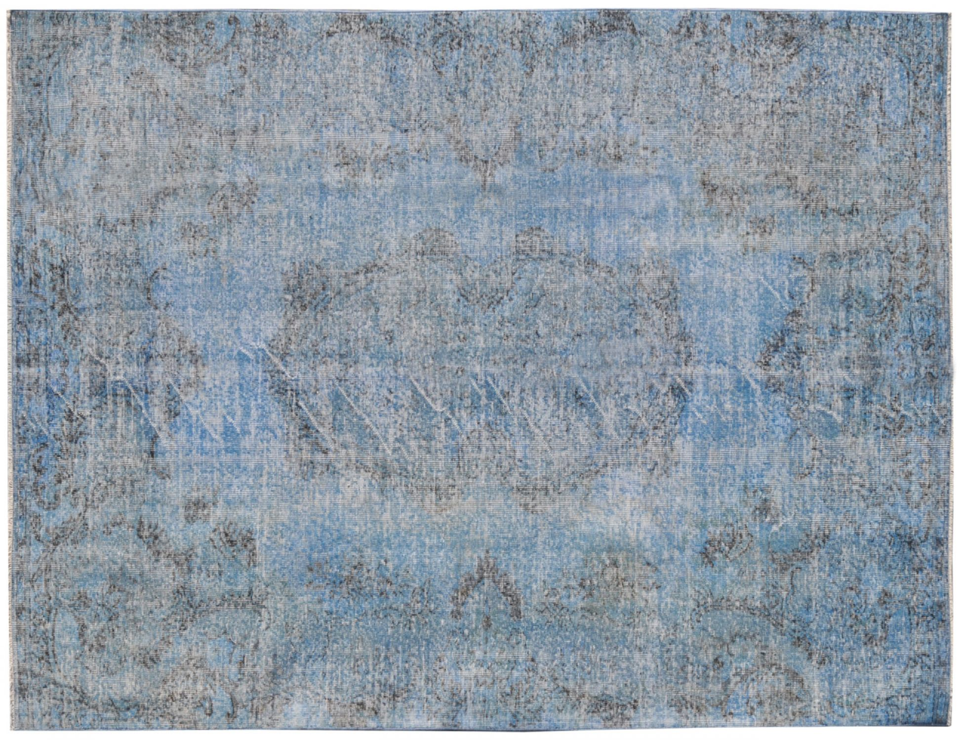 Vintage Carpet  blue <br/>305 x 186 cm