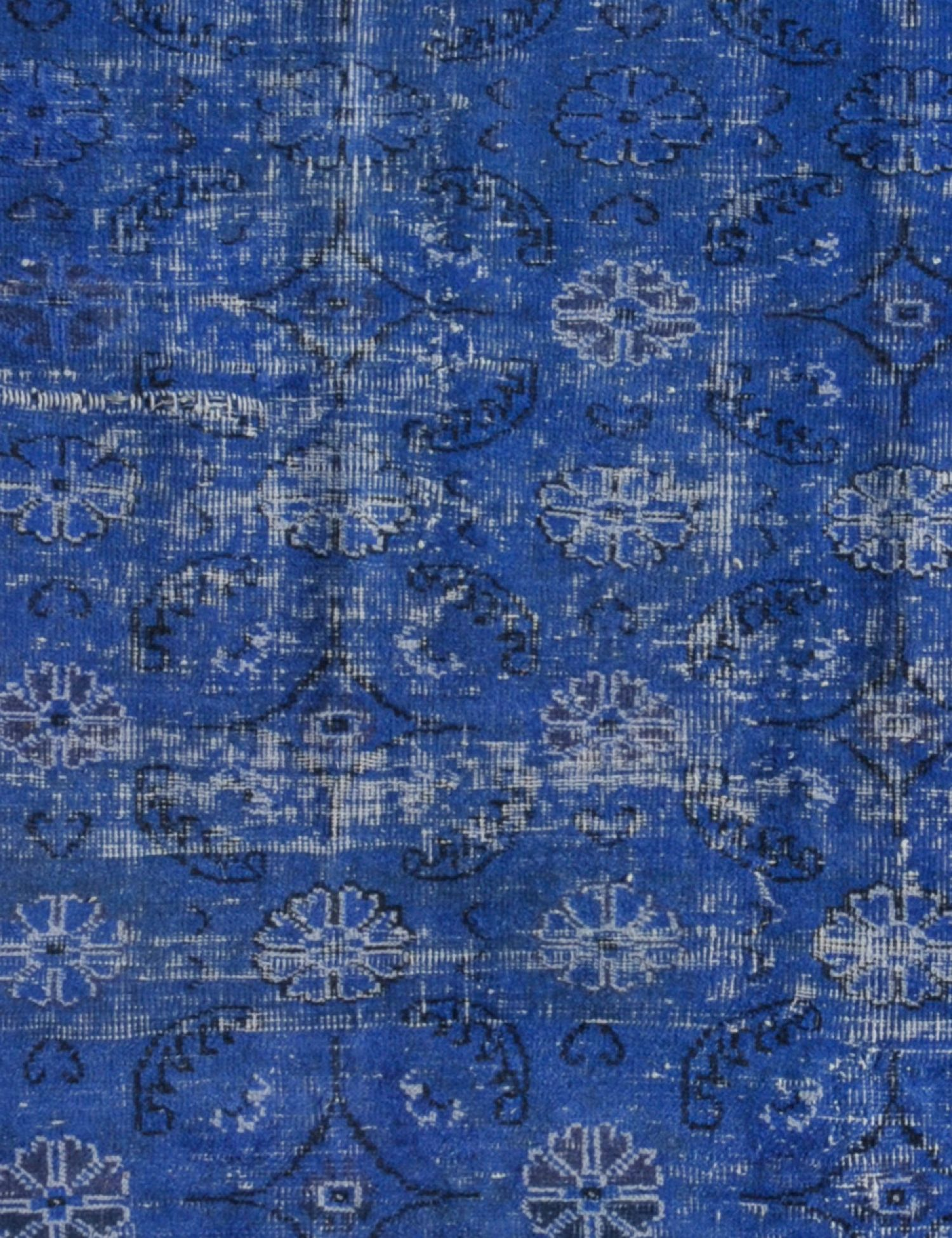 Vintage Carpet  blue <br/>235 x 139 cm