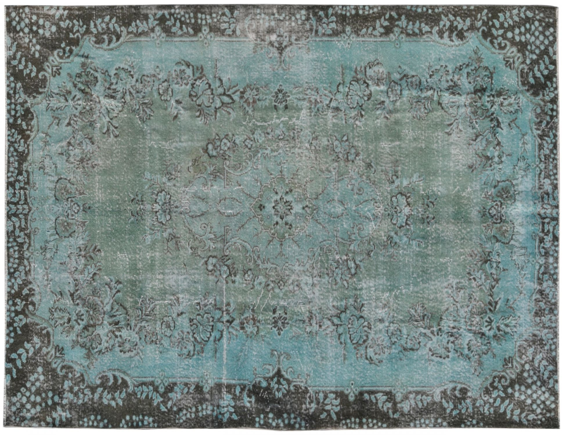 Vintage Carpet  blue <br/>299 x 202 cm