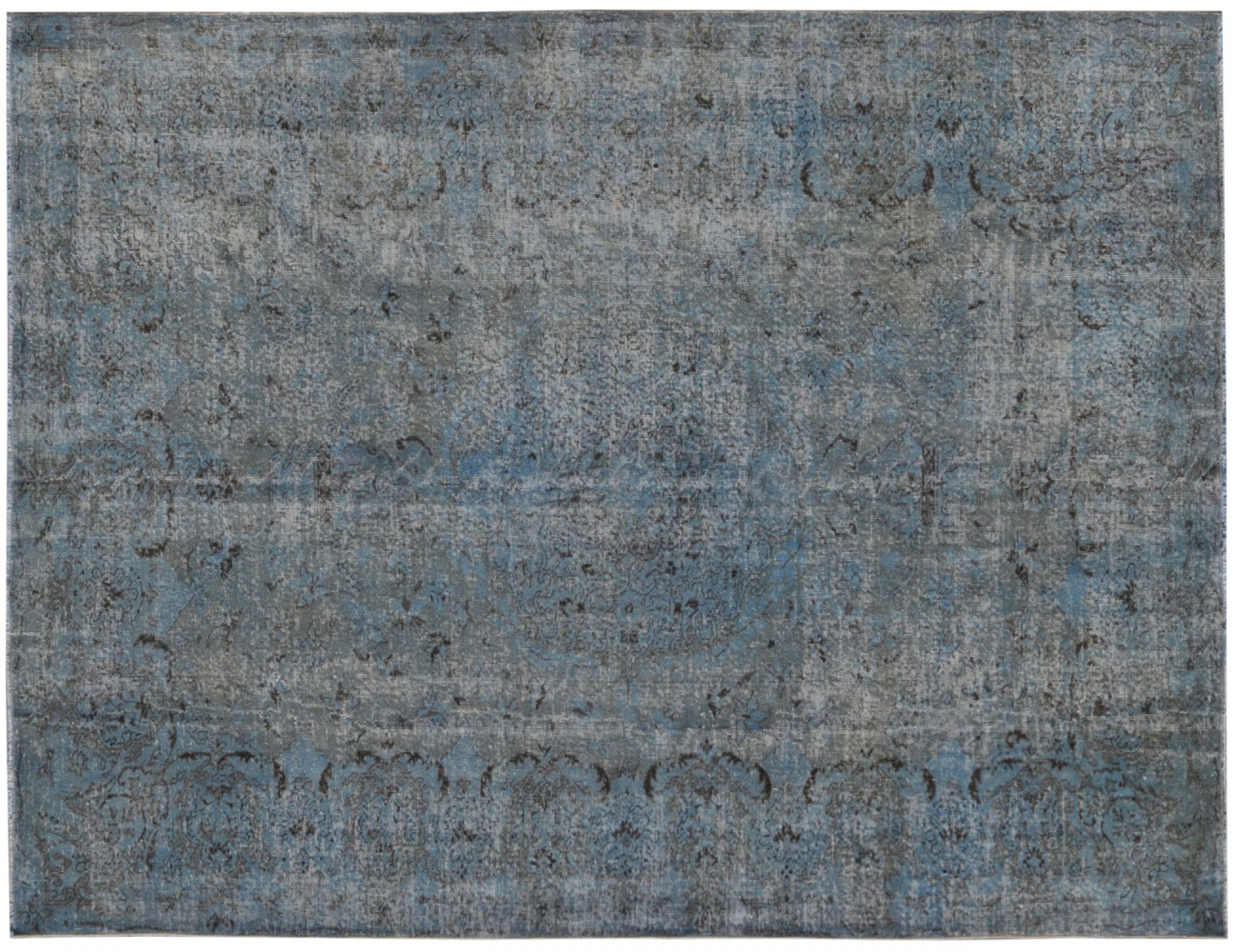 Vintage Carpet  blue <br/>308 x 208 cm