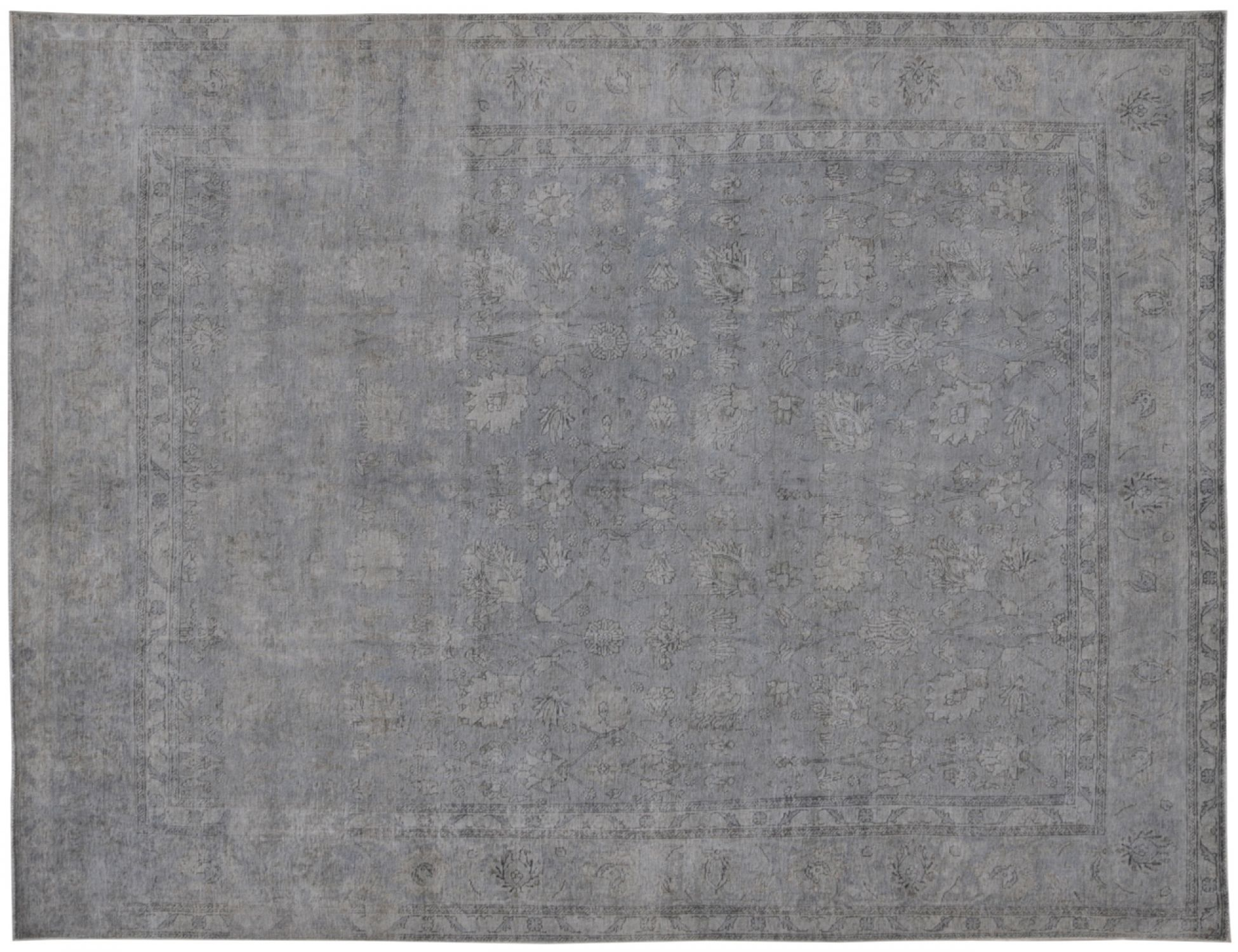 Vintage Carpet  grey <br/>382 x 282 cm