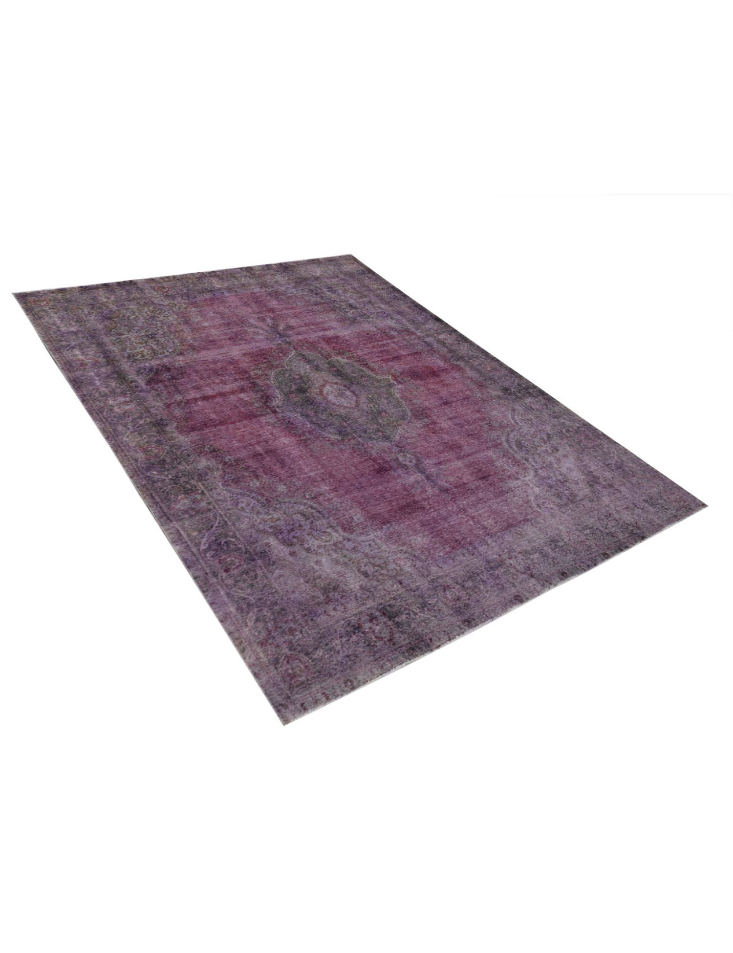 Vintage Carpet  purple <br/>377 x 284 cm