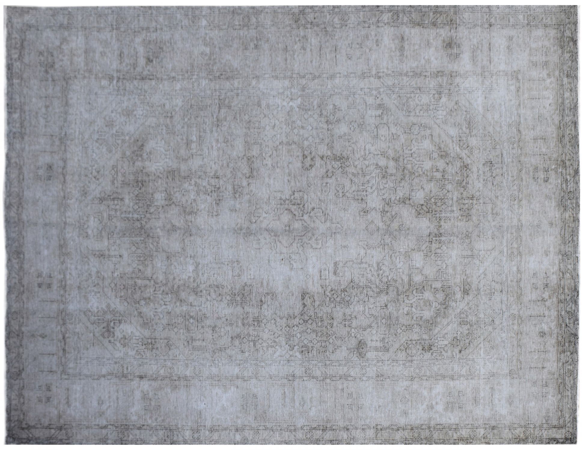 Vintage Carpet  grey <br/>282 x 199 cm