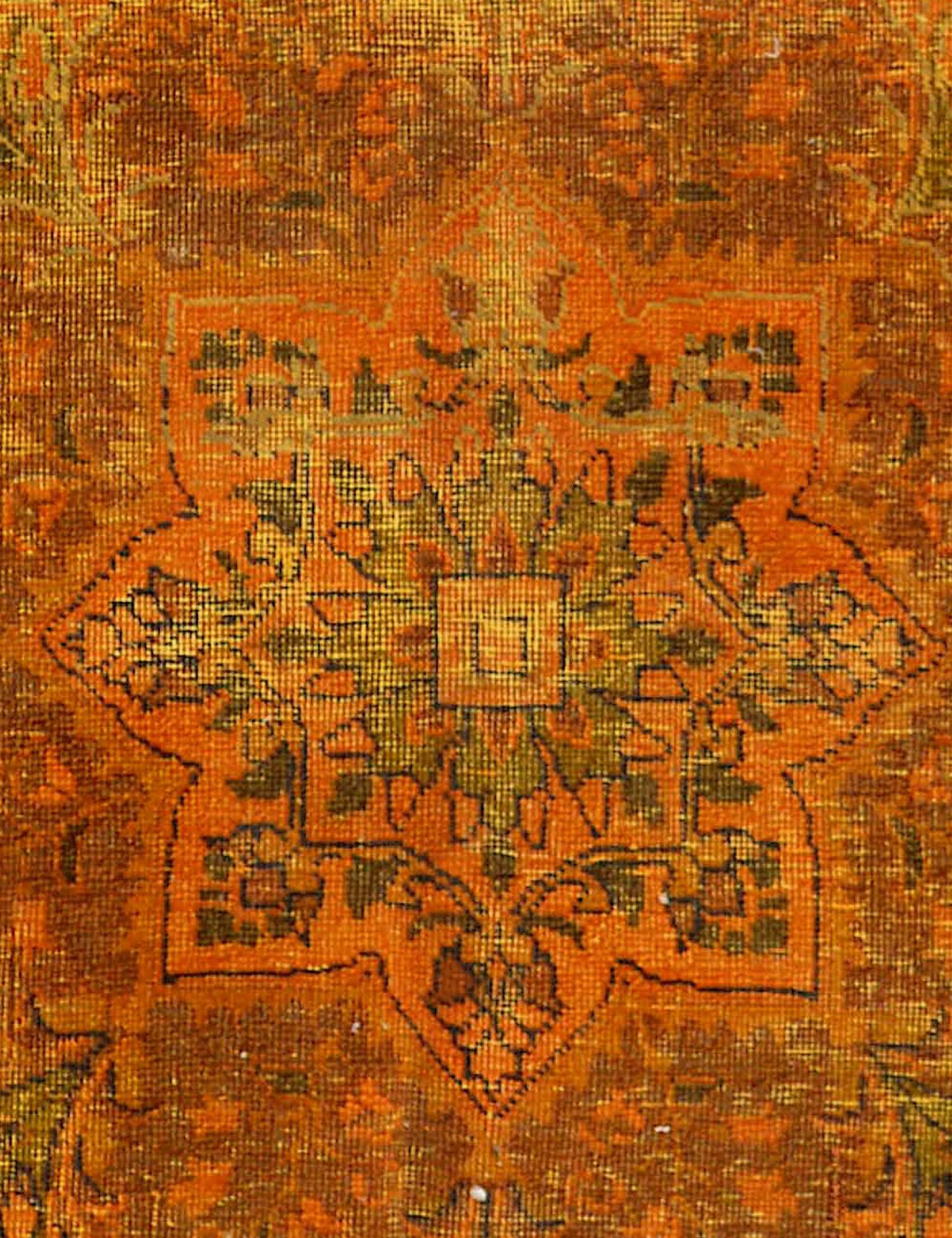 Vintage Carpet  orange <br/>295 x 192 cm