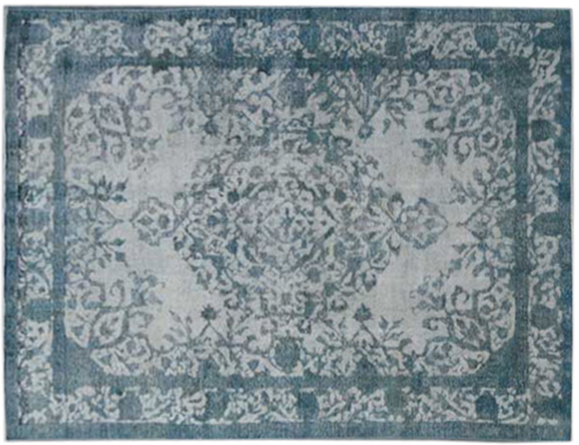 Vintage Carpet  blue <br/>325 x 230 cm