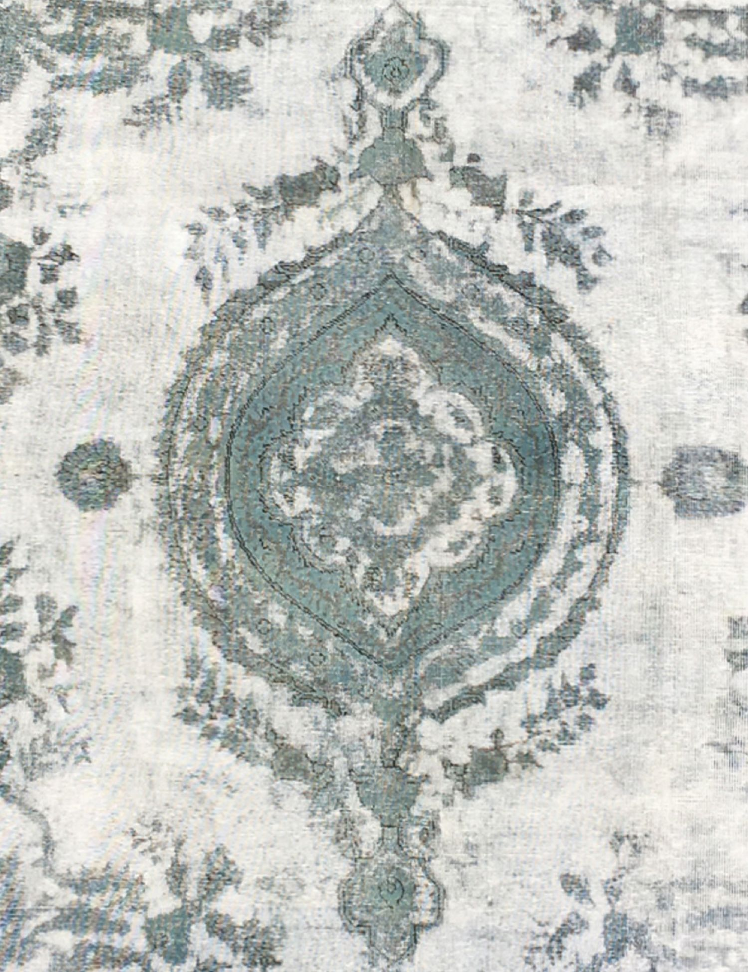 Vintage Carpet  green <br/>333 x 235 cm