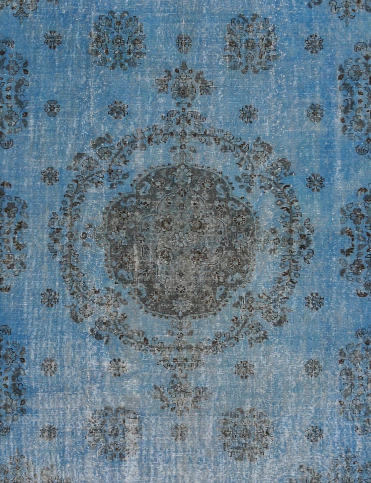 Vintage Carpet  blue <br/>346 x 253 cm