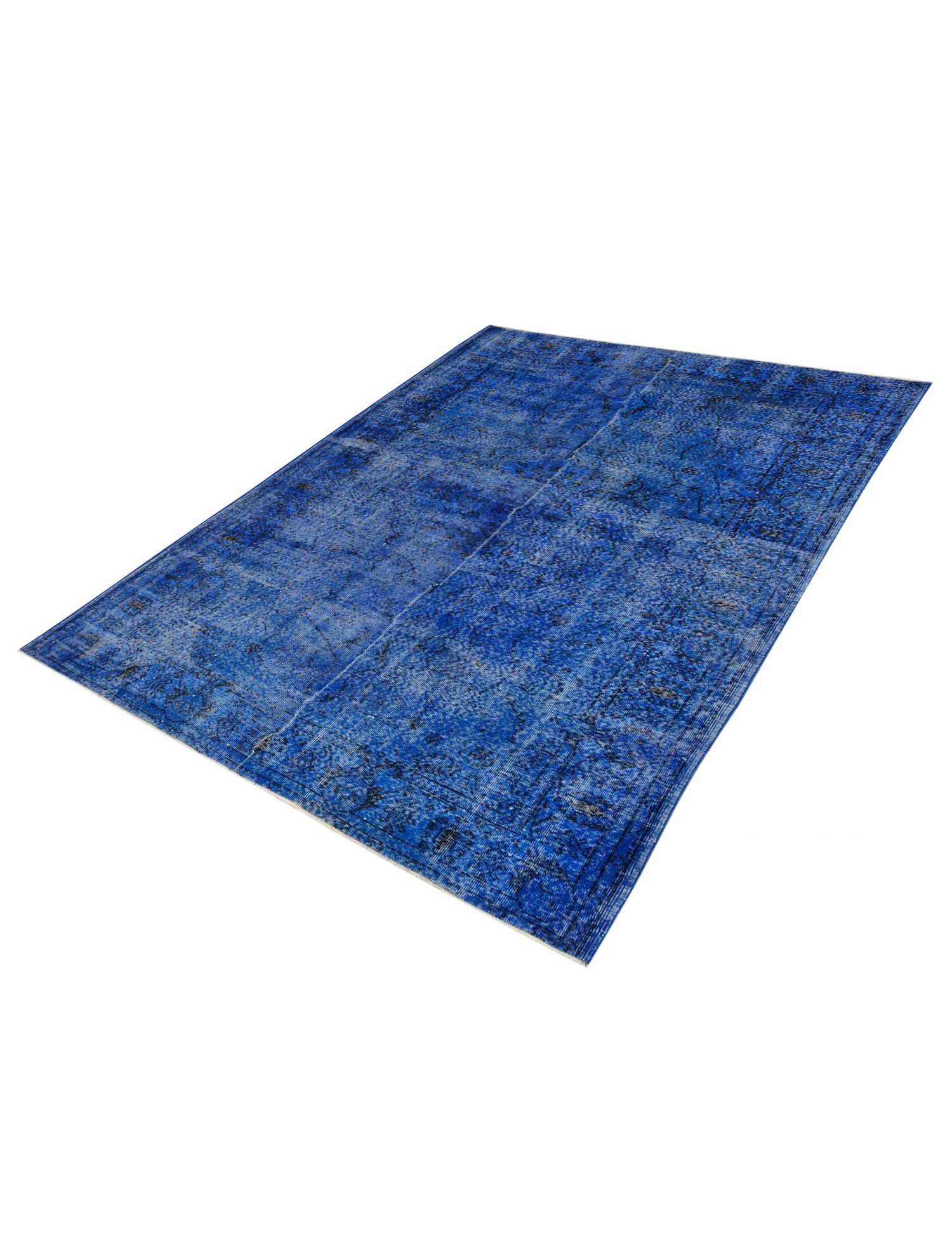 Vintage Carpet  blue <br/>287 x 189 cm